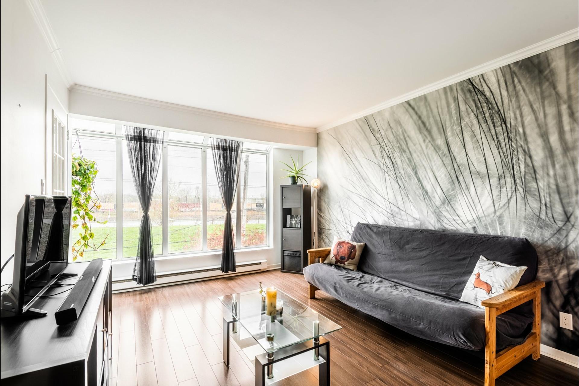 image 0 - Apartment For sale Saint-Hubert Longueuil  - 4 rooms