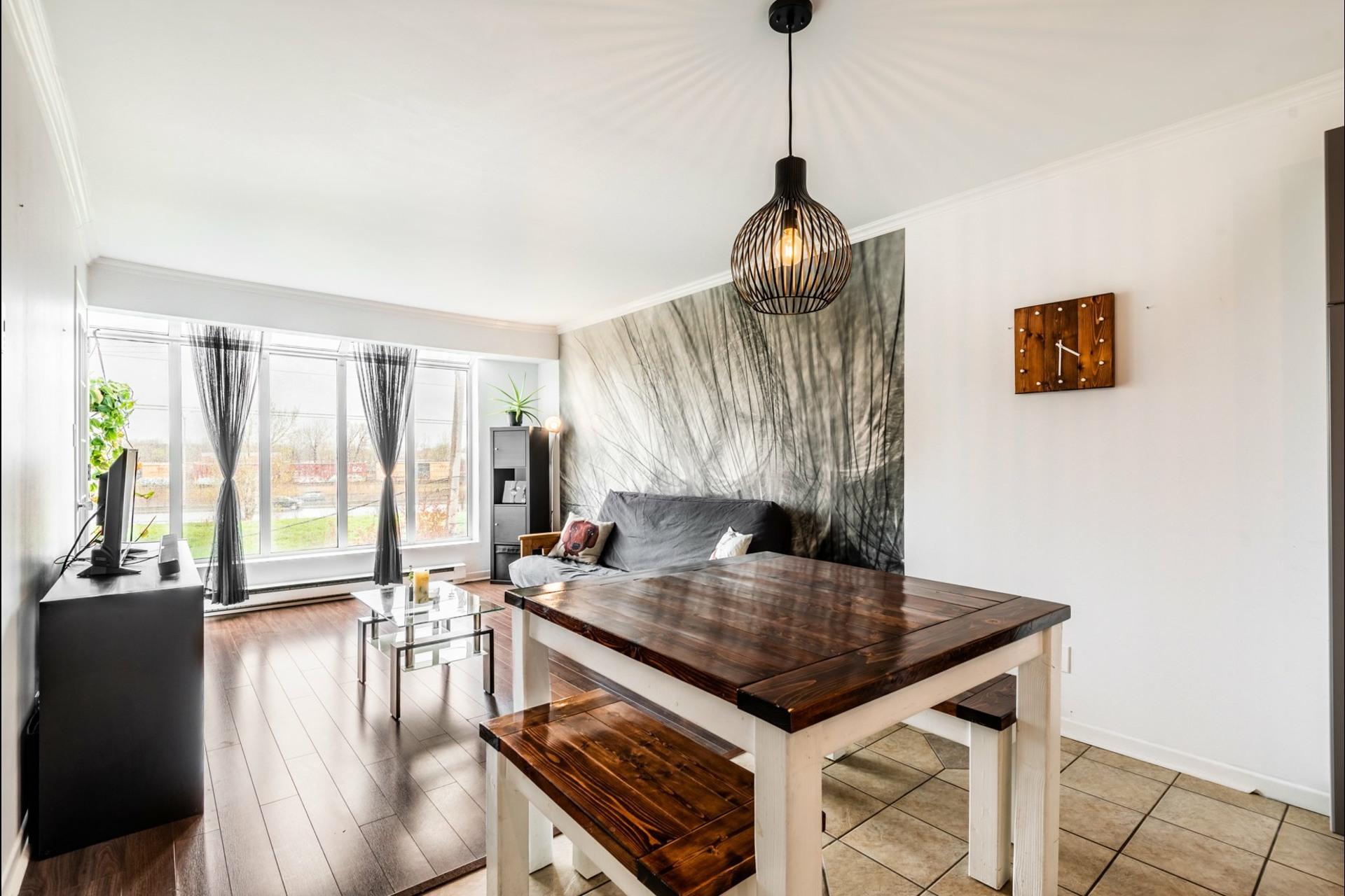 image 8 - Apartment For sale Saint-Hubert Longueuil  - 4 rooms