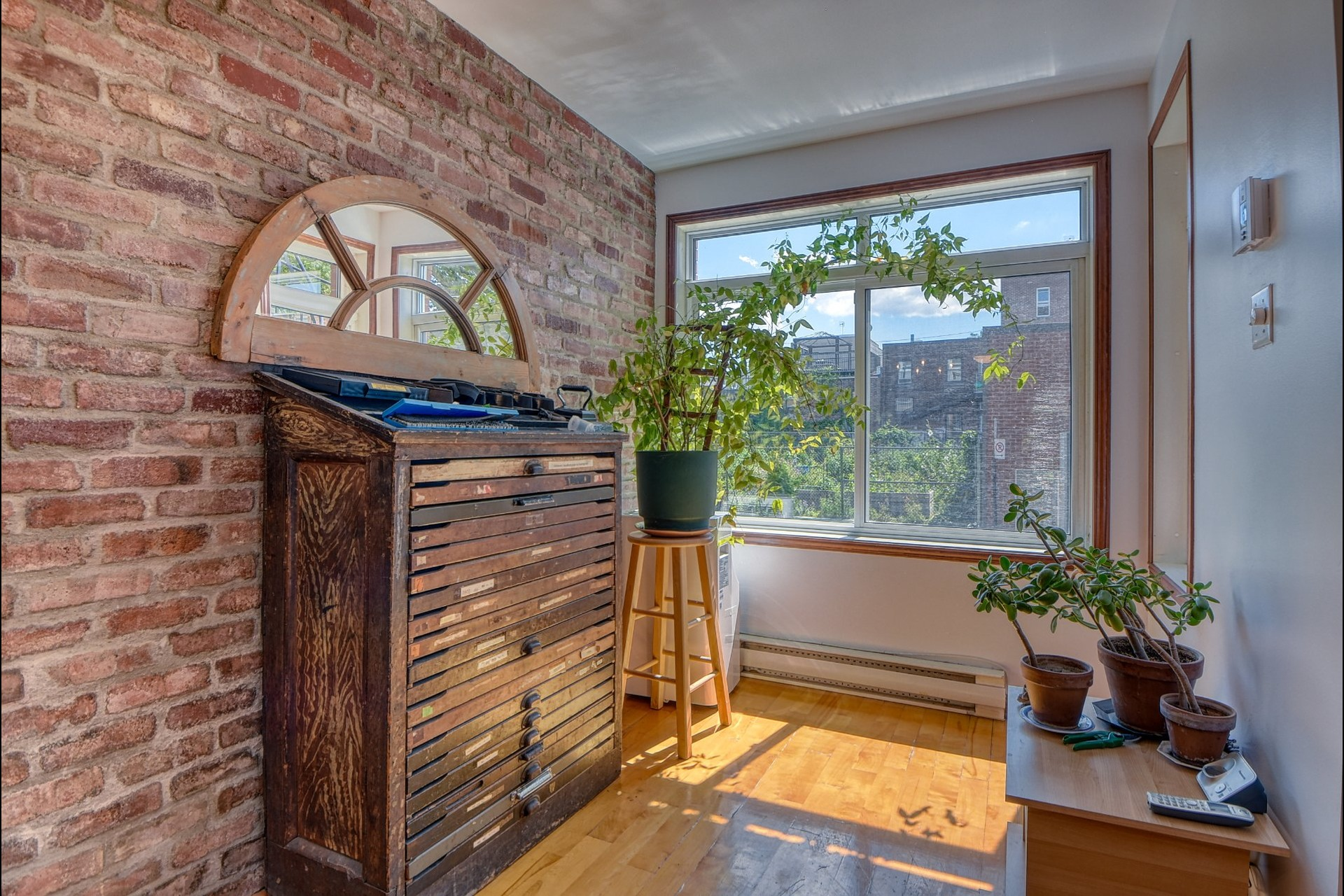 Apartment For sale Le Plateau-Mont-Royal Montréal  - 5 rooms