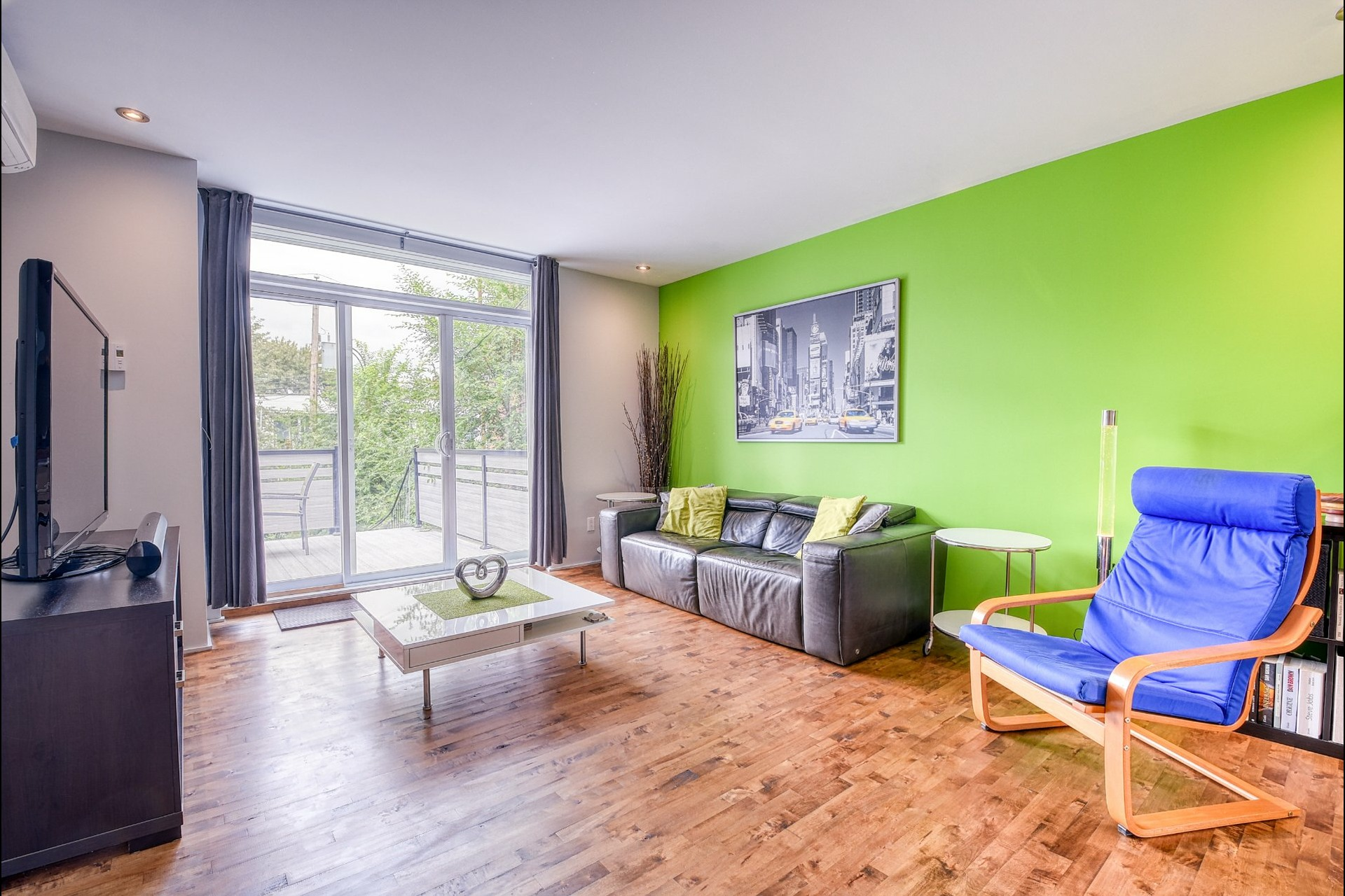 image 5 - Appartement À vendre Mercier/Hochelaga-Maisonneuve Montréal  - 5 pièces
