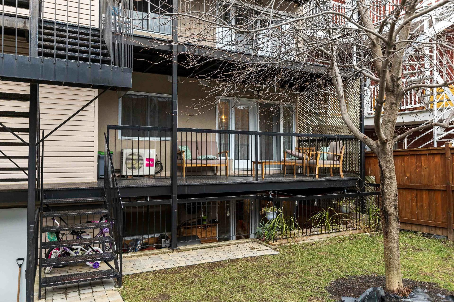 image 25 - Appartement À vendre Mercier/Hochelaga-Maisonneuve Montréal  - 7 pièces