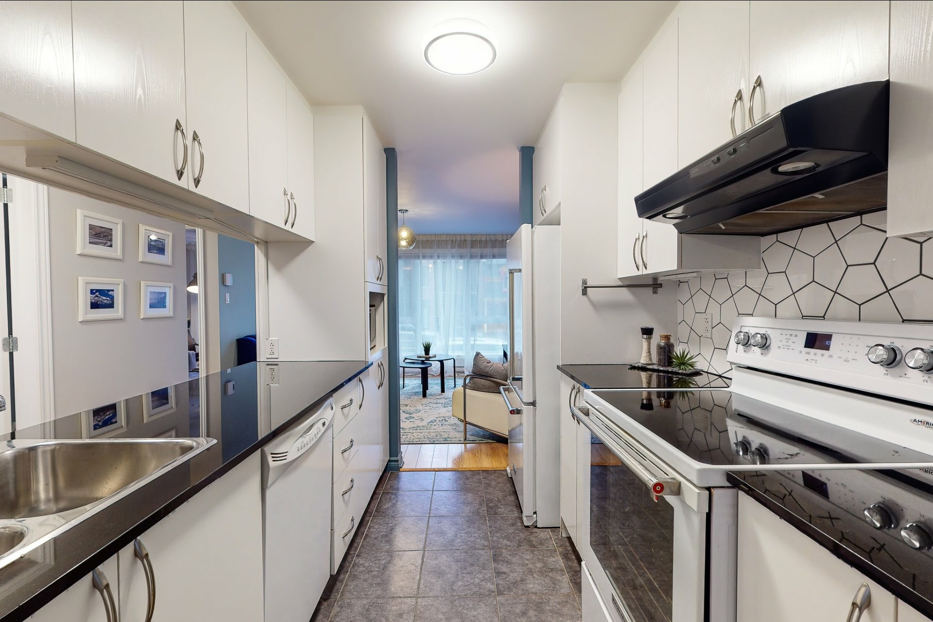 image 5 - Appartement À vendre Mercier/Hochelaga-Maisonneuve Montréal  - 7 pièces