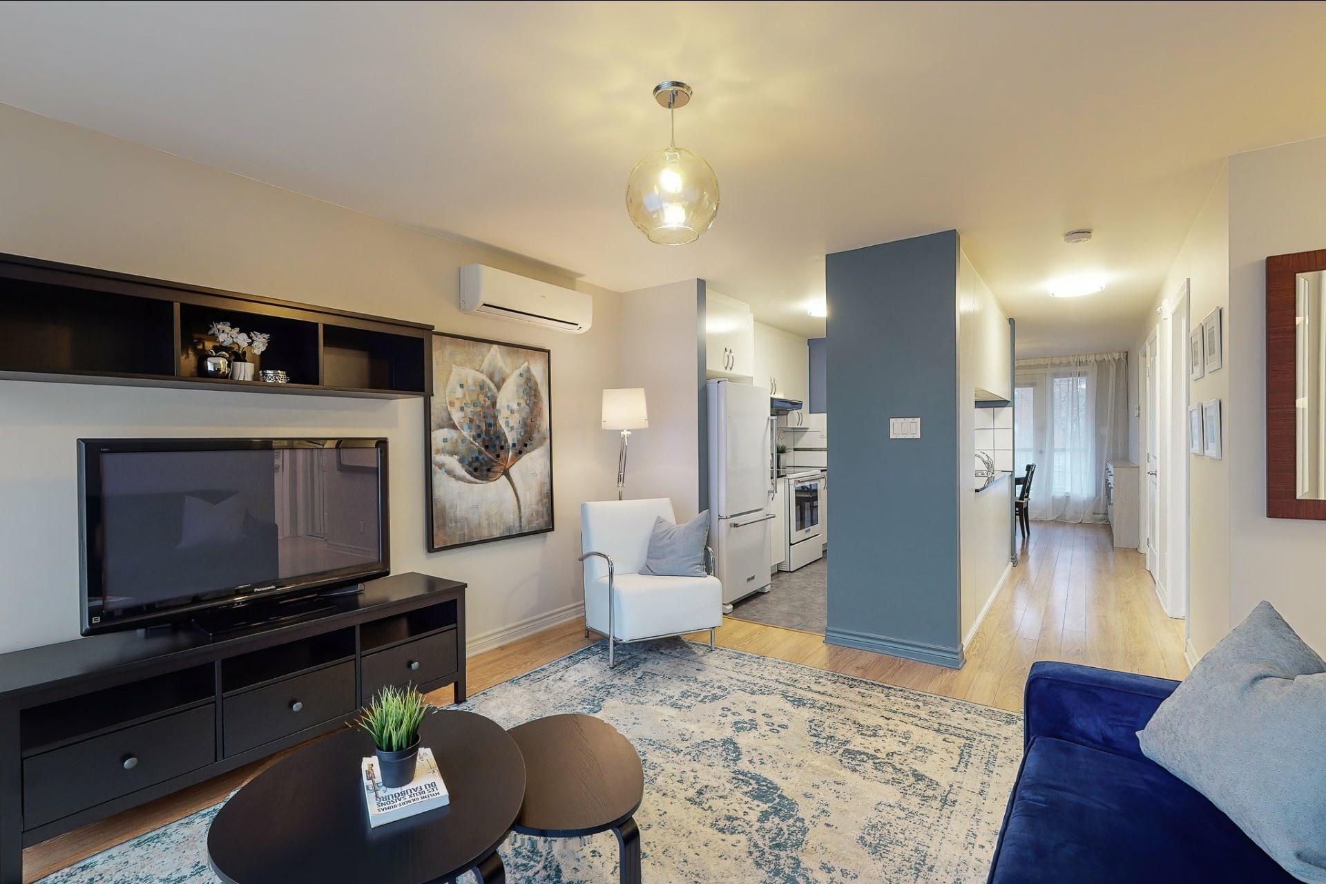 image 3 - Appartement À vendre Mercier/Hochelaga-Maisonneuve Montréal  - 7 pièces