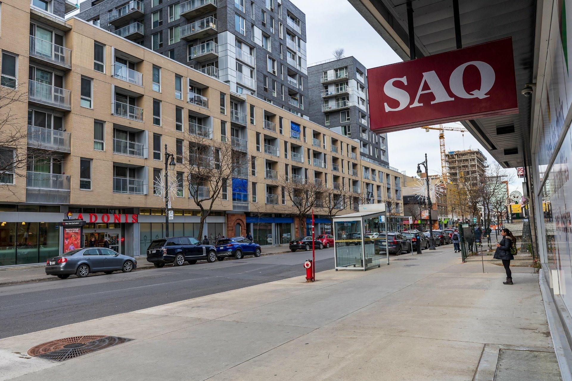 image 24 - Apartment For sale Ville-Marie Montréal  - 2 rooms