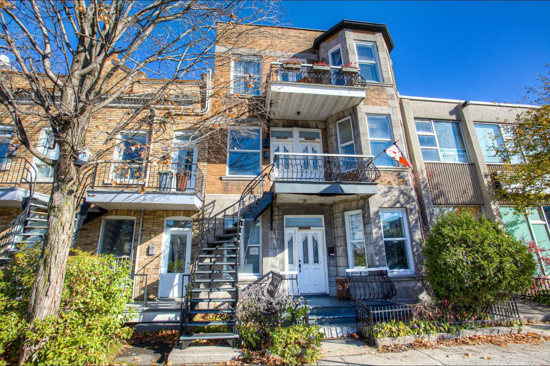 image 0 - Appartement À vendre Rosemont/La Petite-Patrie Montréal  - 8 pièces