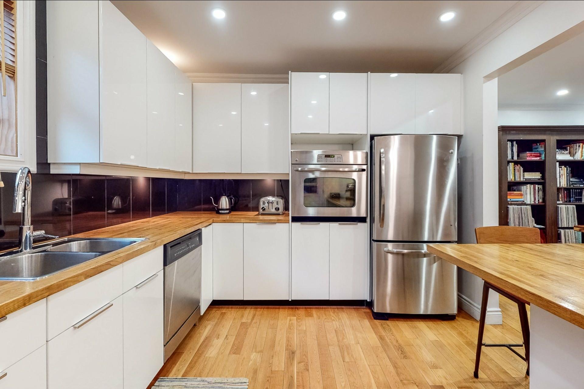 image 8 - Apartment For sale Le Plateau-Mont-Royal Montréal  - 12 rooms