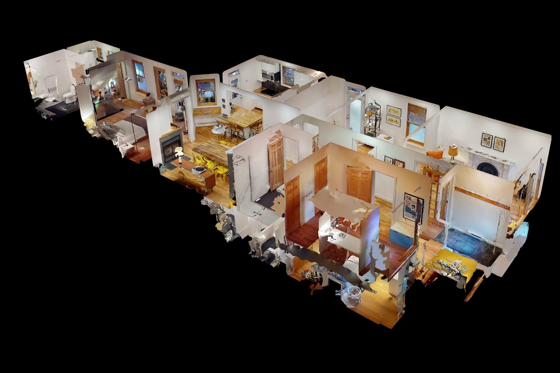 image 24 - Apartment For sale Le Plateau-Mont-Royal Montréal  - 12 rooms