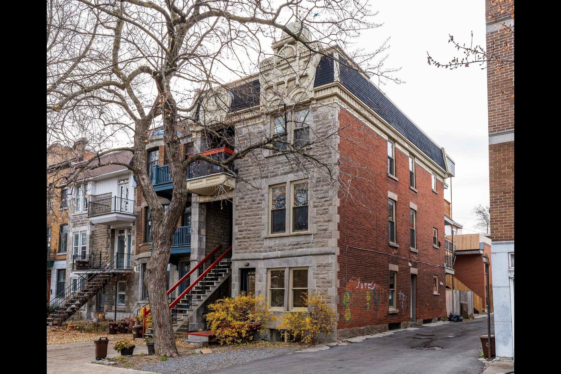 image 0 - Apartment For sale Le Plateau-Mont-Royal Montréal  - 12 rooms