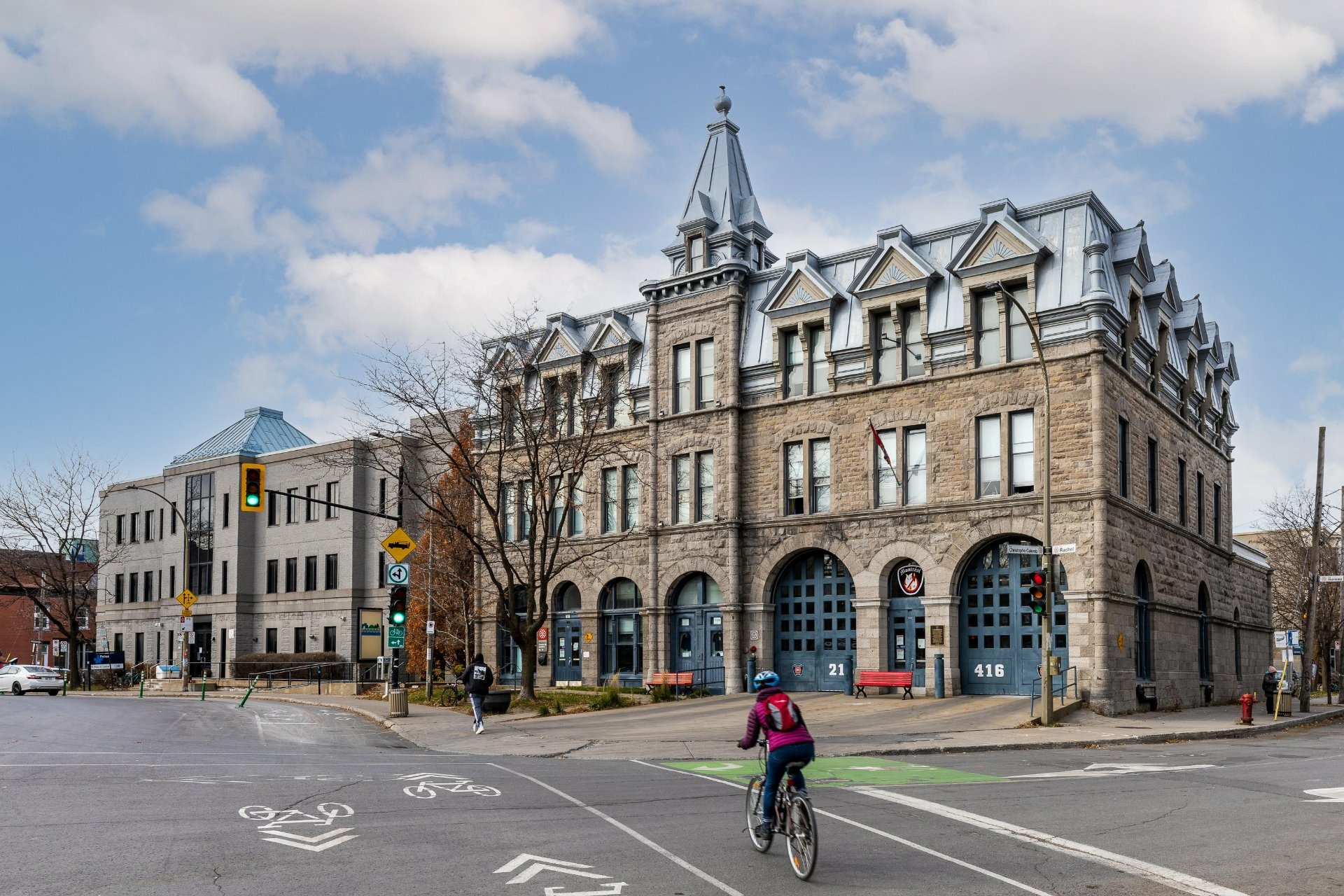image 28 - Apartment For sale Le Plateau-Mont-Royal Montréal  - 12 rooms