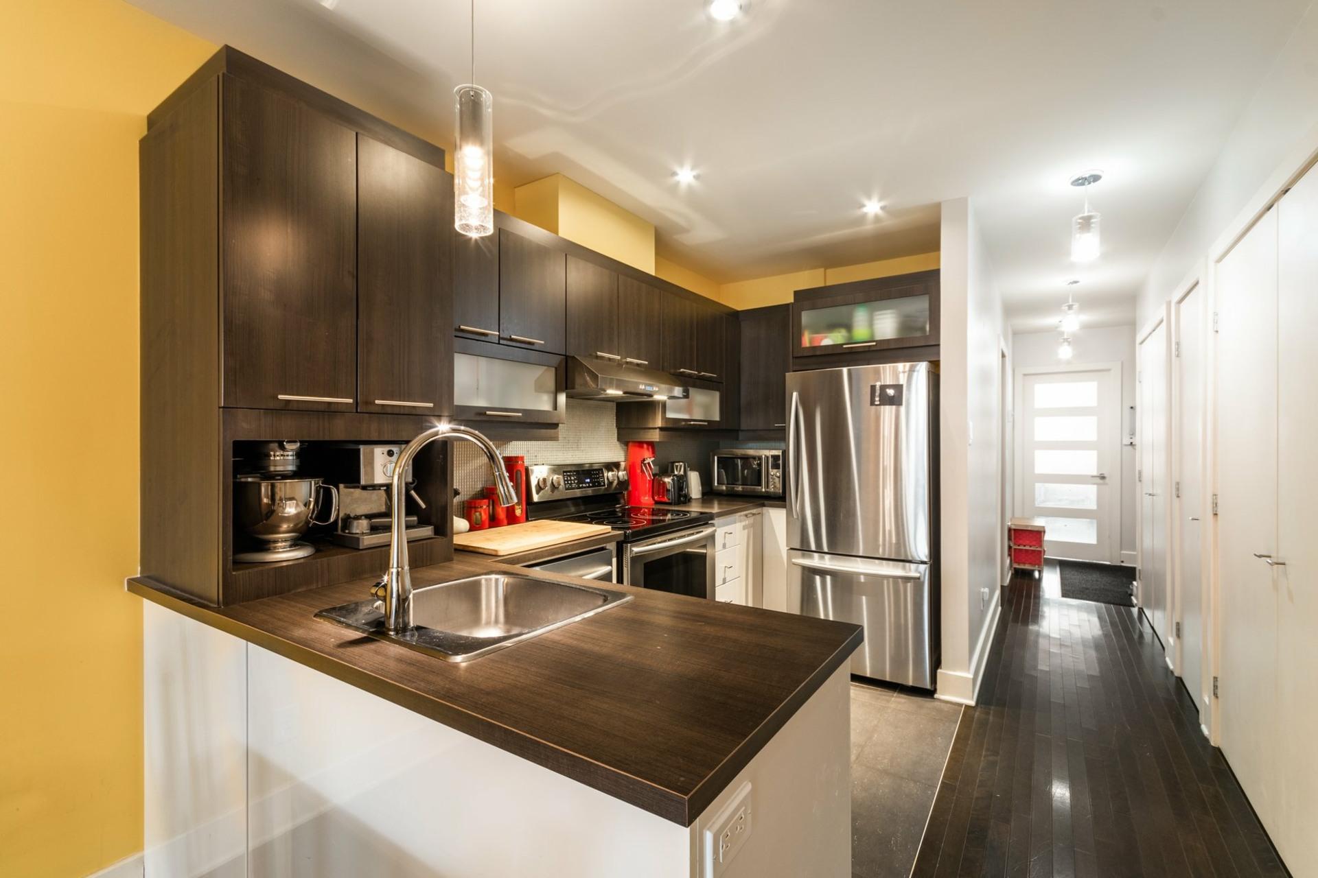 image 0 - Appartement À vendre Mercier/Hochelaga-Maisonneuve Montréal  - 5 pièces