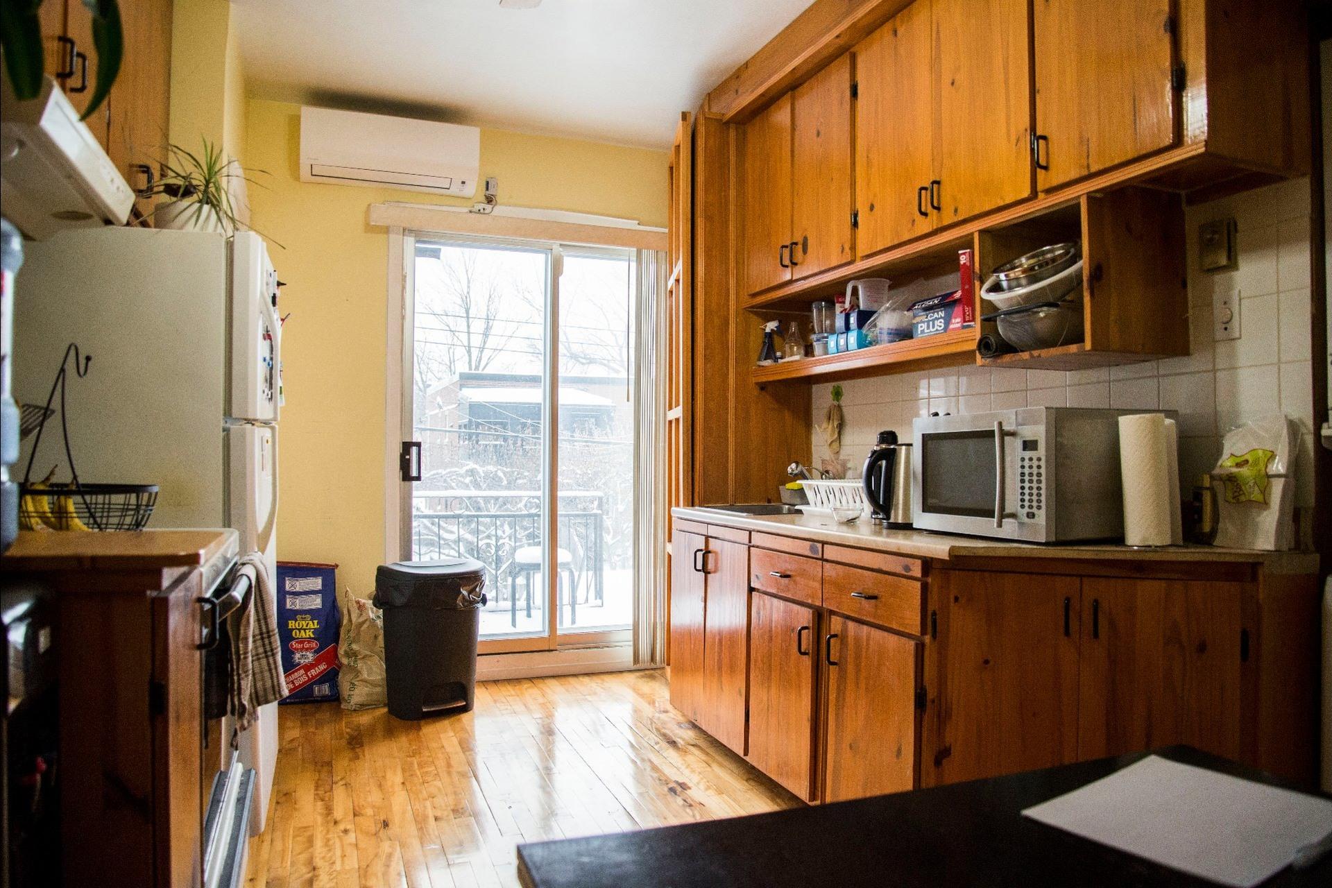 image 3 - Duplex À vendre Villeray/Saint-Michel/Parc-Extension Montréal  - 5 pièces