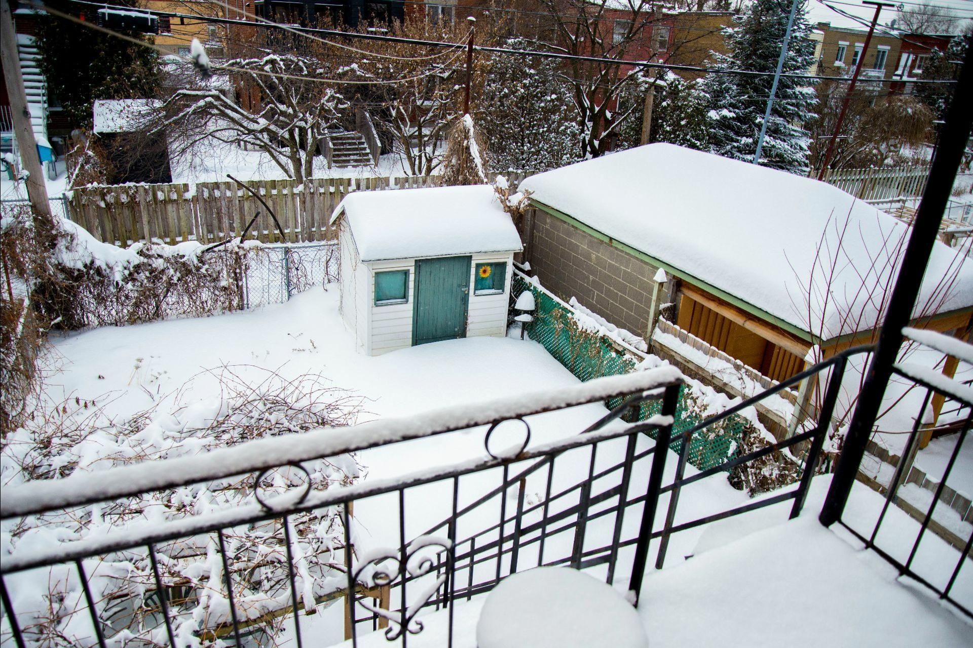 image 6 - Duplex À vendre Villeray/Saint-Michel/Parc-Extension Montréal  - 5 pièces