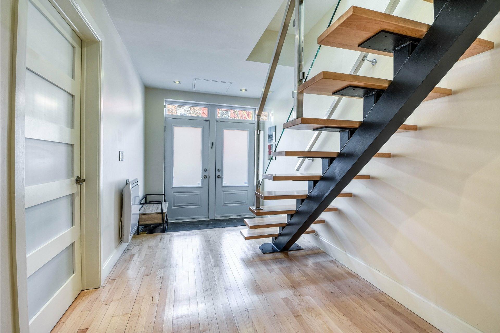 image 2 - Maison À vendre Le Plateau-Mont-Royal Montréal  - 10 pièces