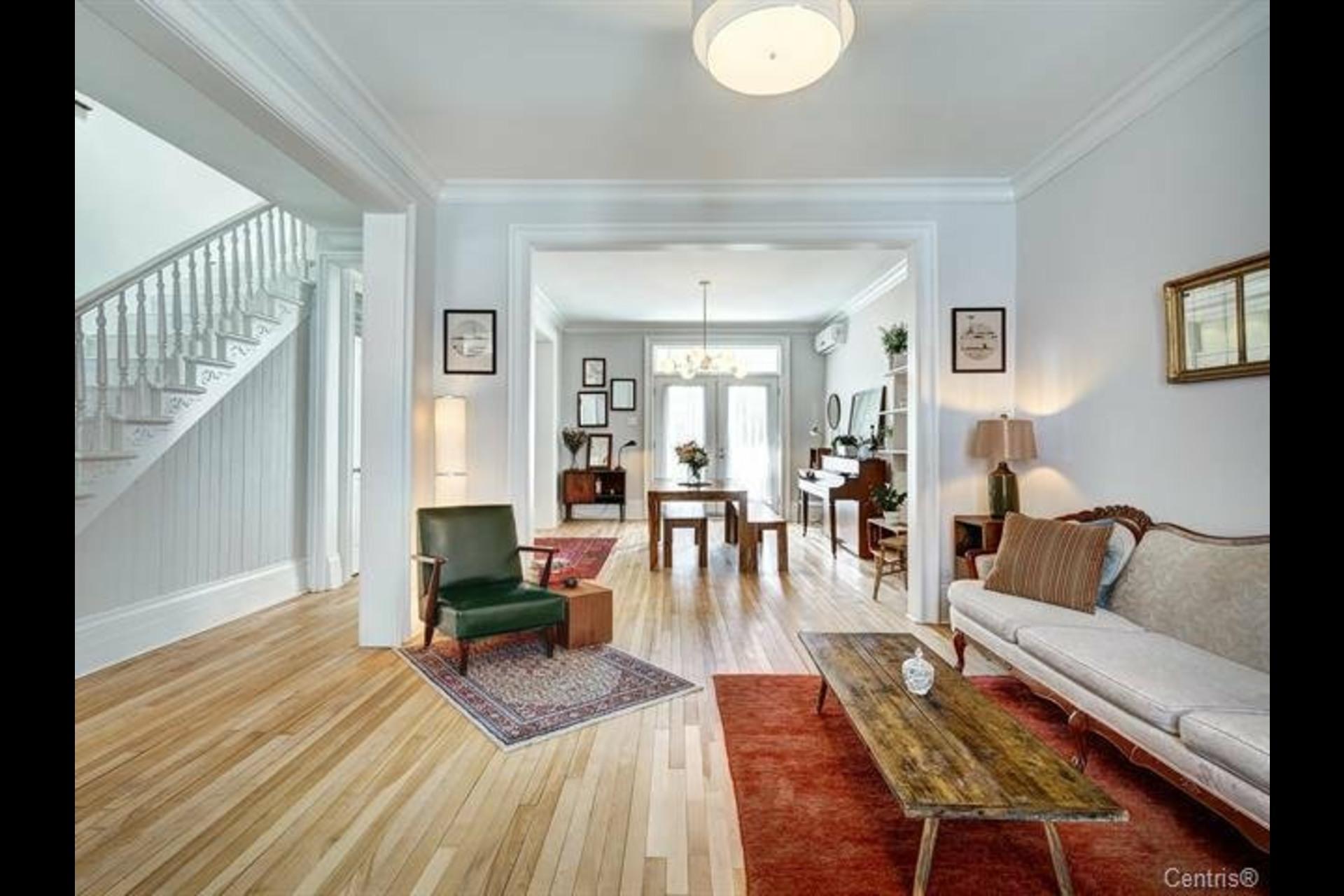image 1 - Maison À vendre Le Plateau-Mont-Royal Montréal  - 6 pièces