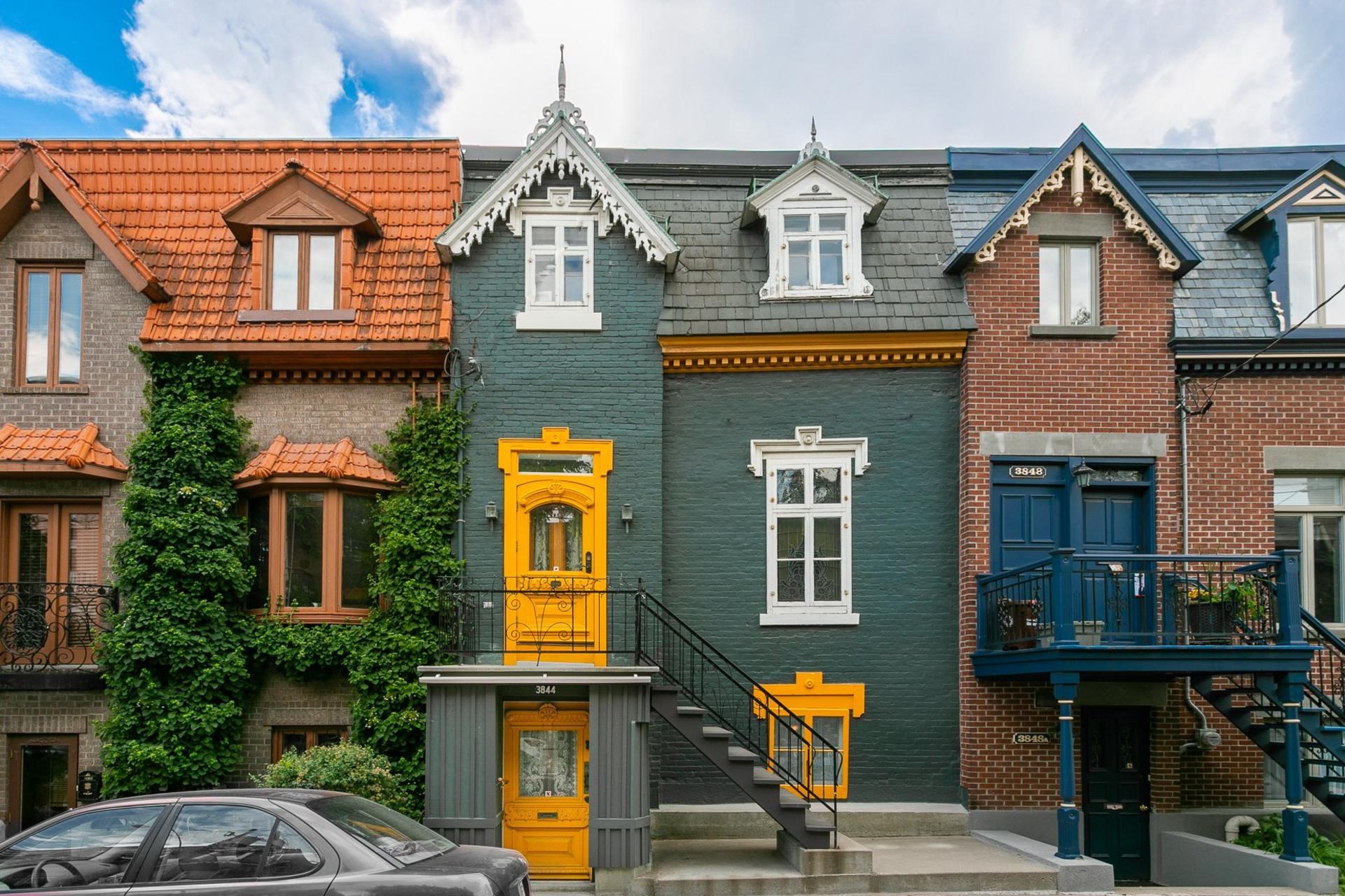 image 0 - Maison À vendre Le Plateau-Mont-Royal Montréal  - 7 pièces