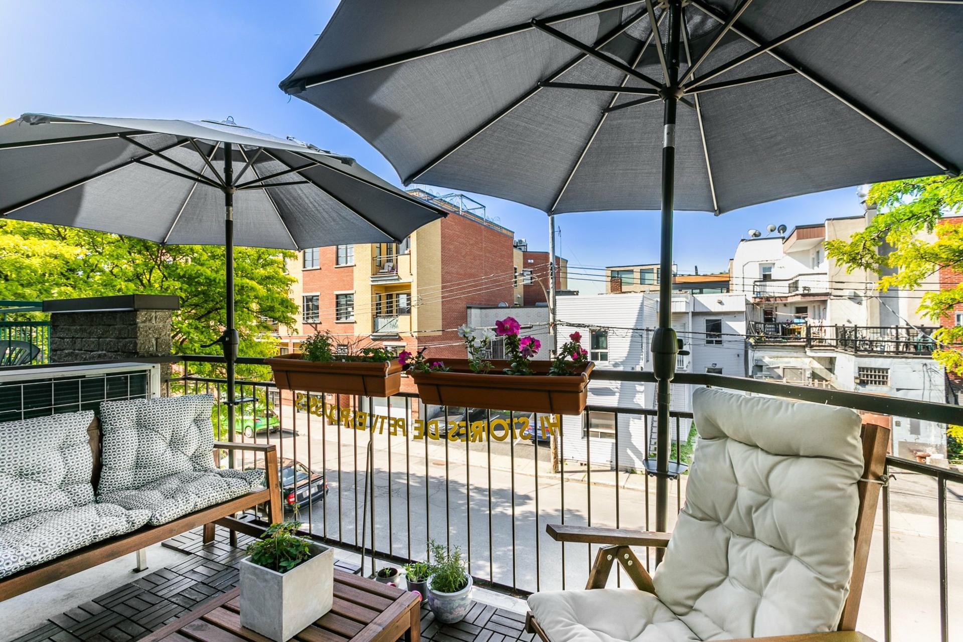 image 16 - Appartement À vendre Villeray/Saint-Michel/Parc-Extension Montréal  - 5 pièces