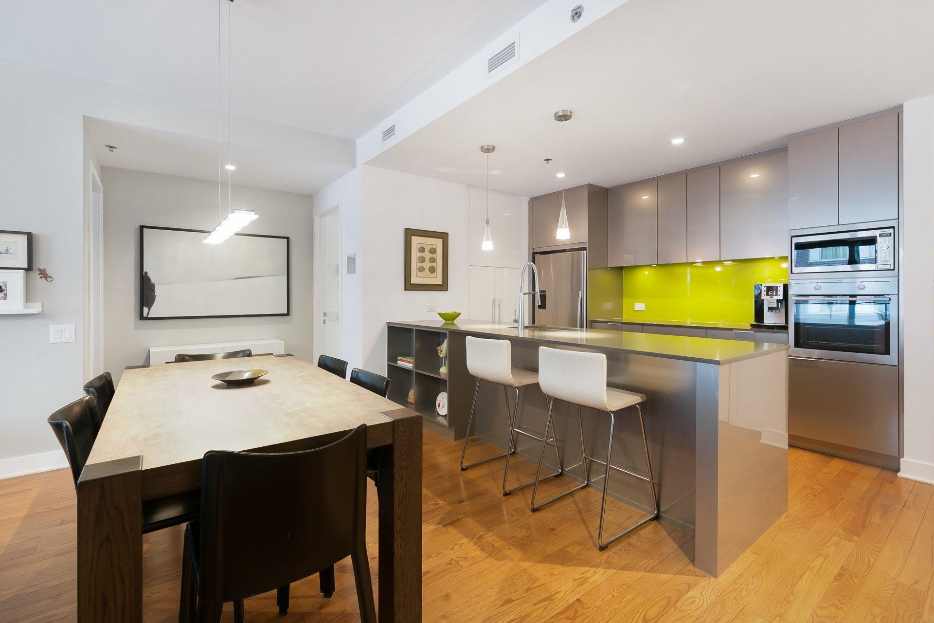 image 5 - Appartement À vendre Le Sud-Ouest Montréal  - 7 pièces