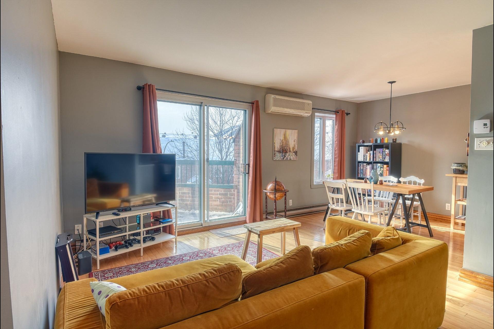 image 0 - Apartment For sale Mercier/Hochelaga-Maisonneuve Montréal  - 6 rooms