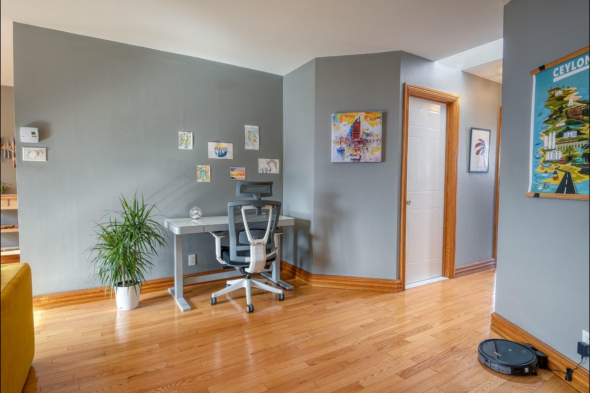 image 6 - Apartment For sale Mercier/Hochelaga-Maisonneuve Montréal  - 6 rooms
