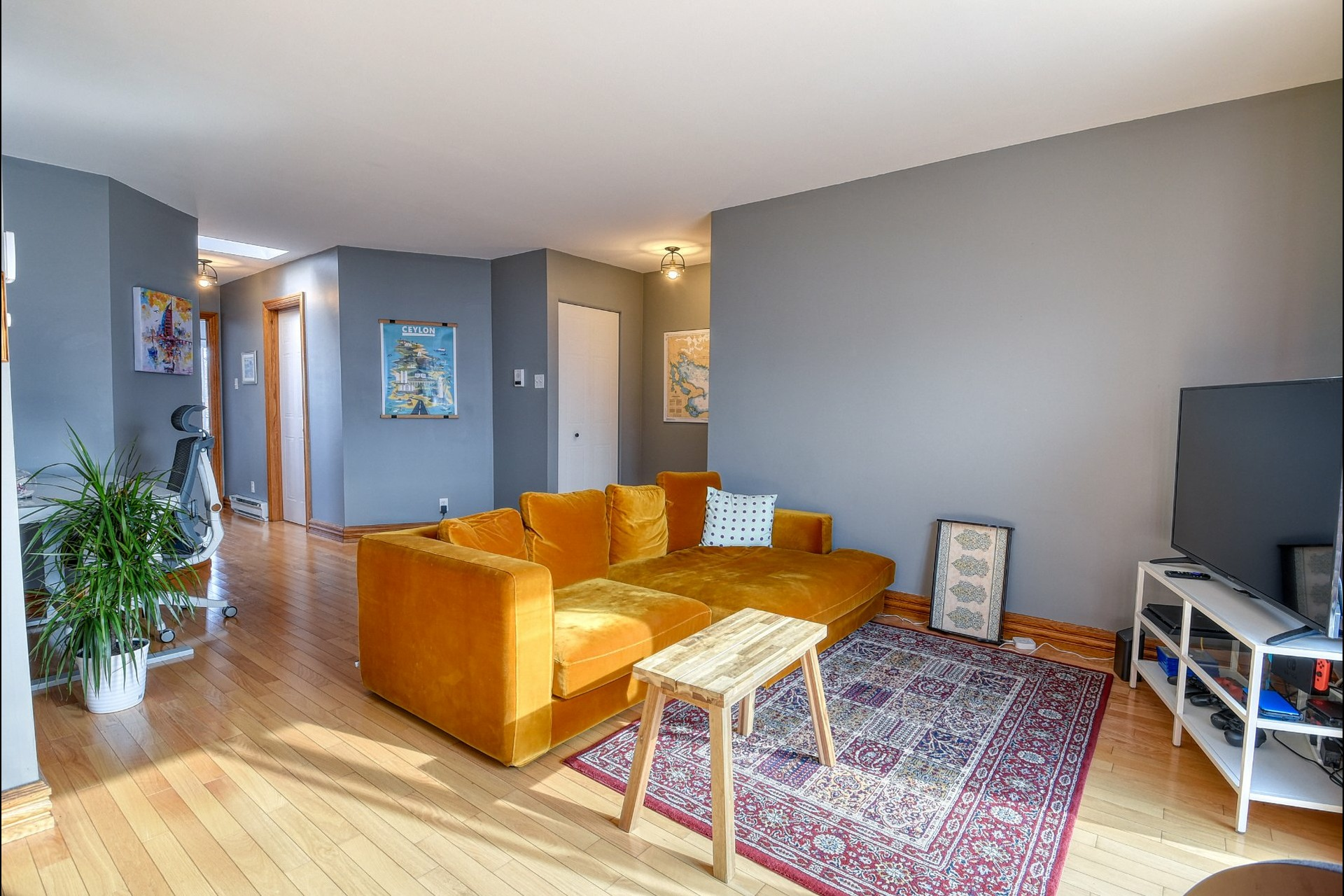 image 5 - Apartment For sale Mercier/Hochelaga-Maisonneuve Montréal  - 6 rooms
