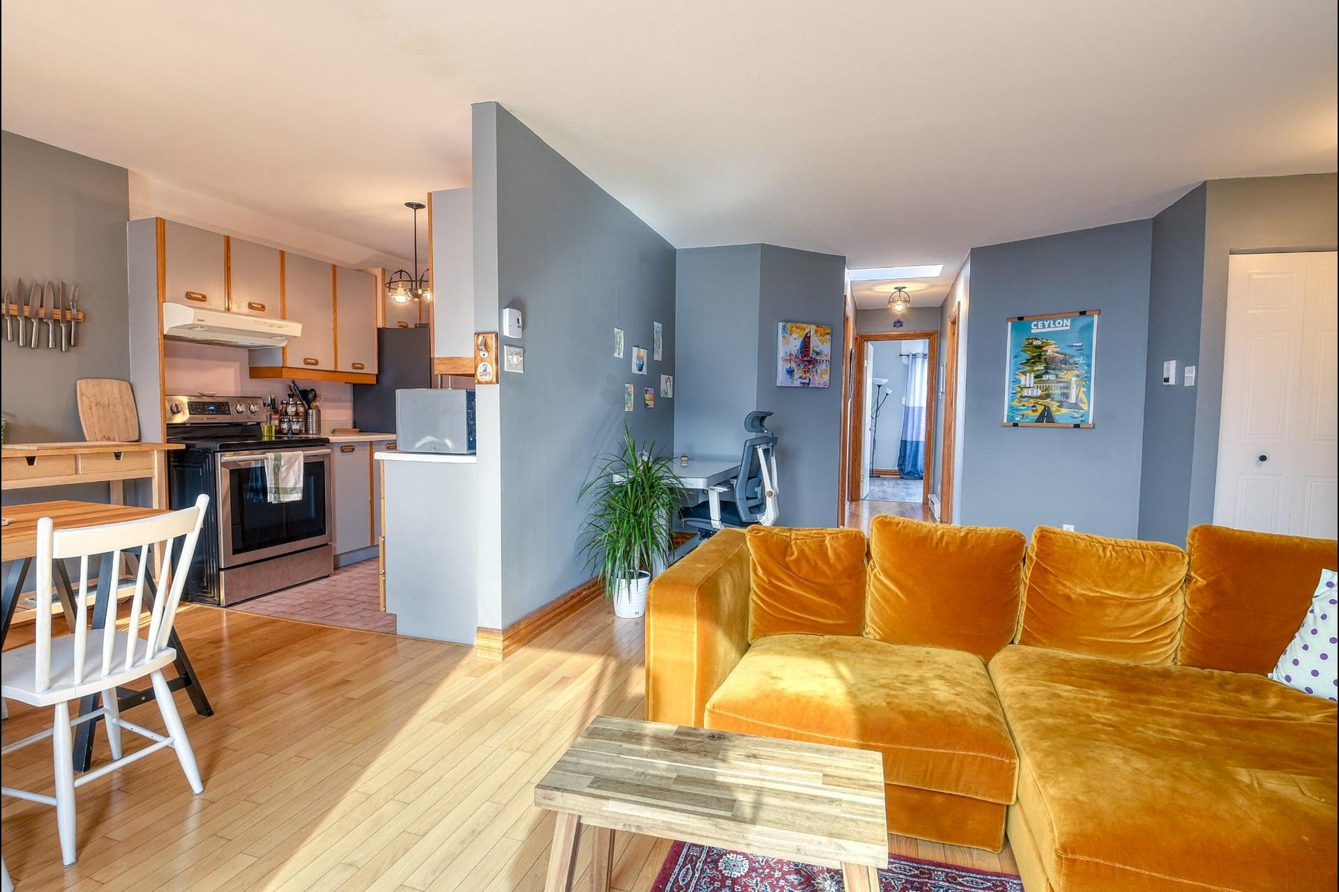 image 4 - Apartment For sale Mercier/Hochelaga-Maisonneuve Montréal  - 6 rooms