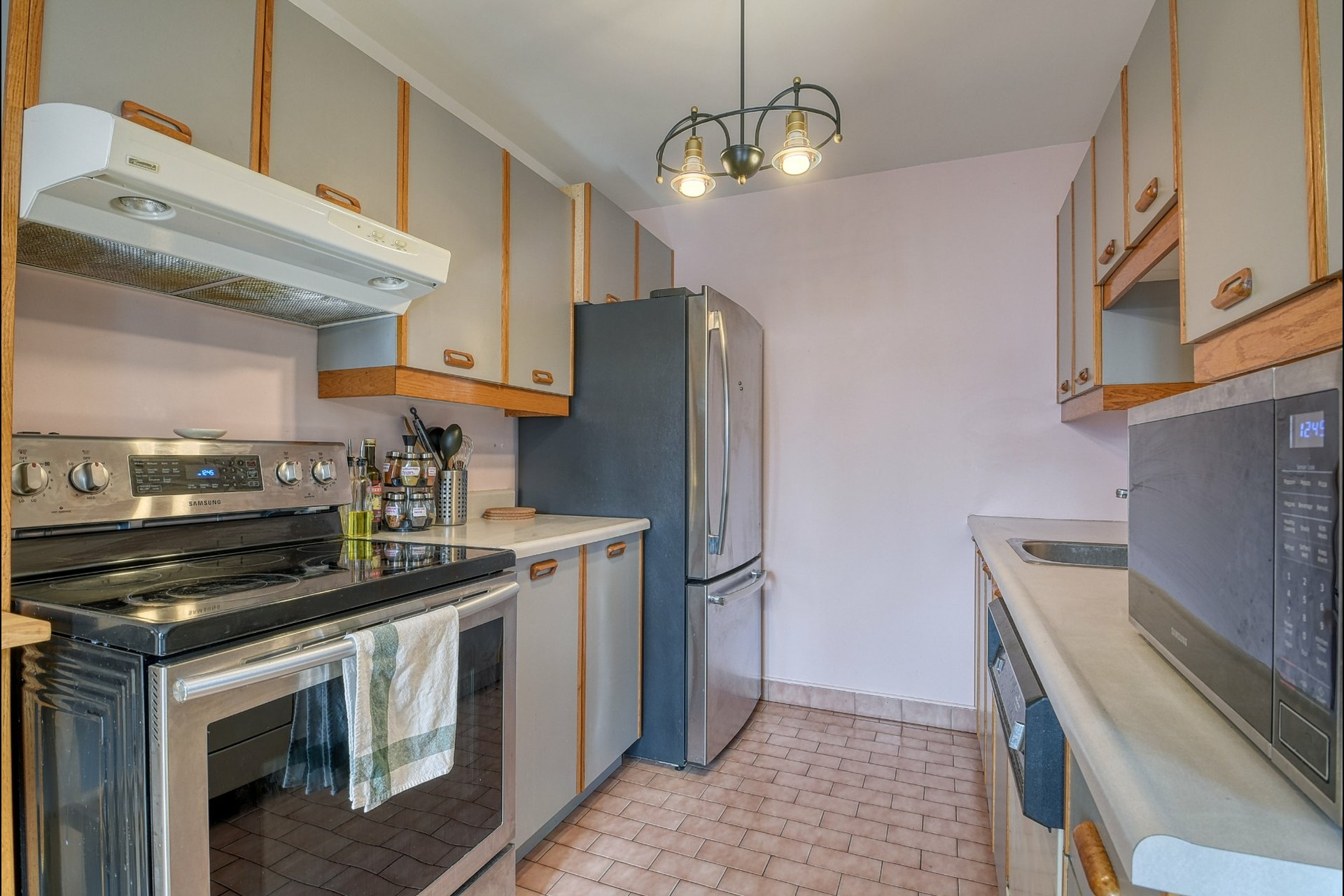 image 11 - Apartment For sale Mercier/Hochelaga-Maisonneuve Montréal  - 6 rooms