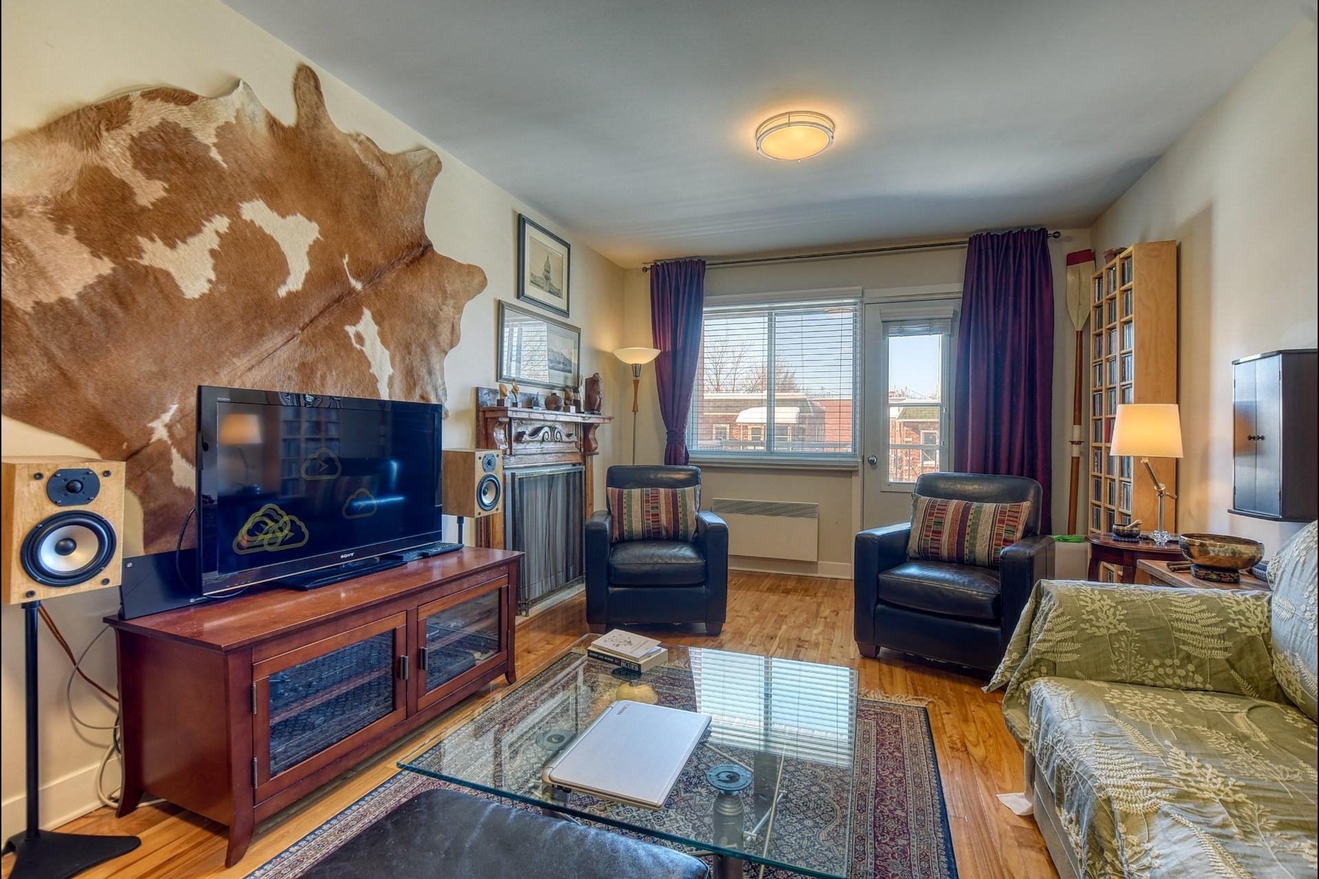 image 0 - Appartement À vendre Mercier/Hochelaga-Maisonneuve Montréal  - 4 pièces