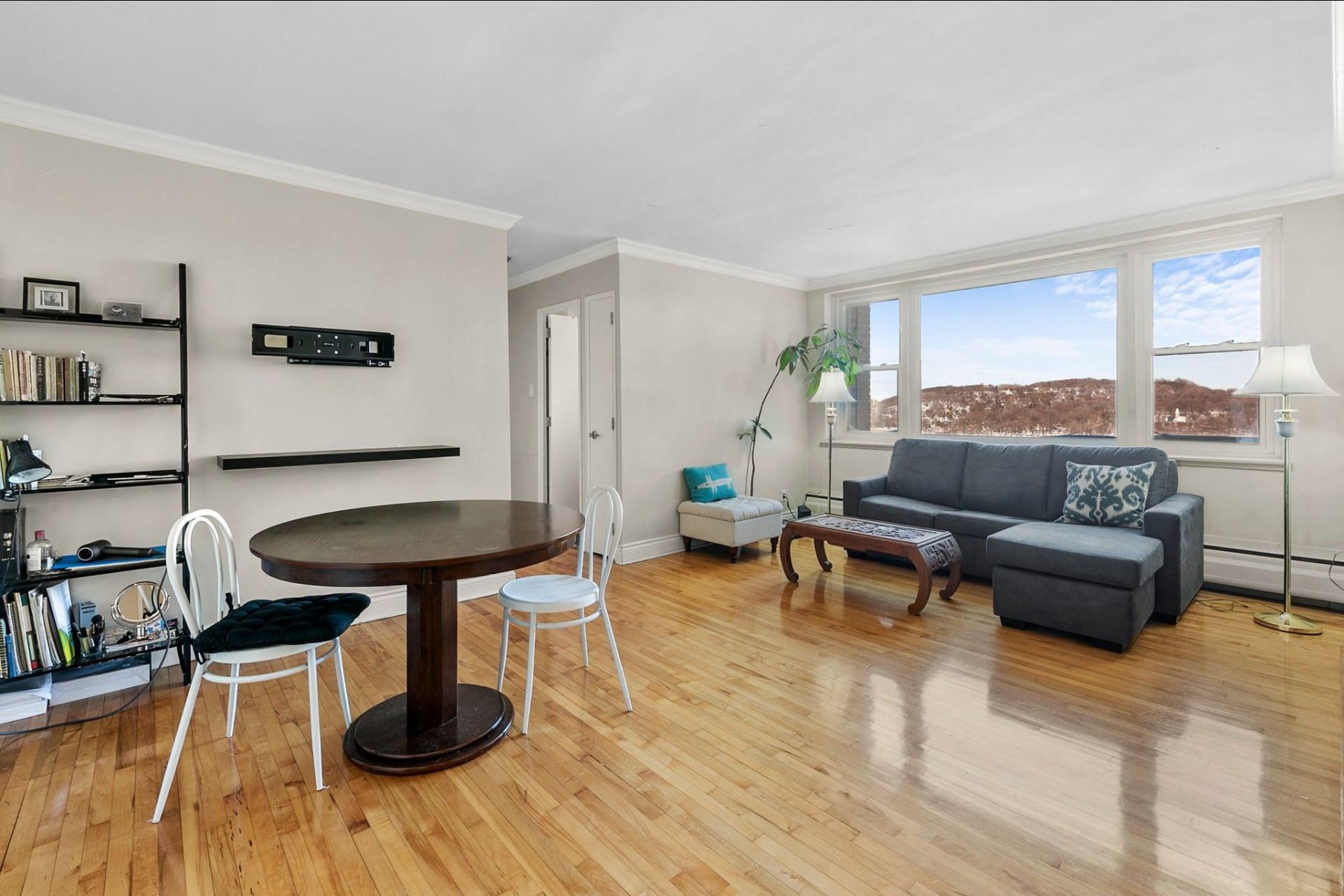 image 0 - Appartement À vendre Côte-des-Neiges/Notre-Dame-de-Grâce Montréal  - 4 pièces