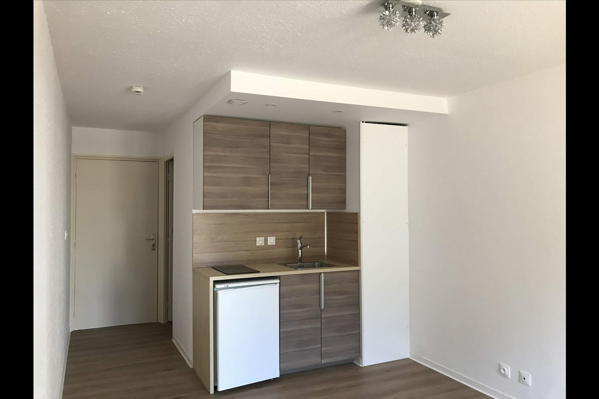 image 2 - Appartement À louer VANDOEUVRE LES NANCY VANDOEUVRE  BRABOIS Plateau de Brabois - 1 pièce