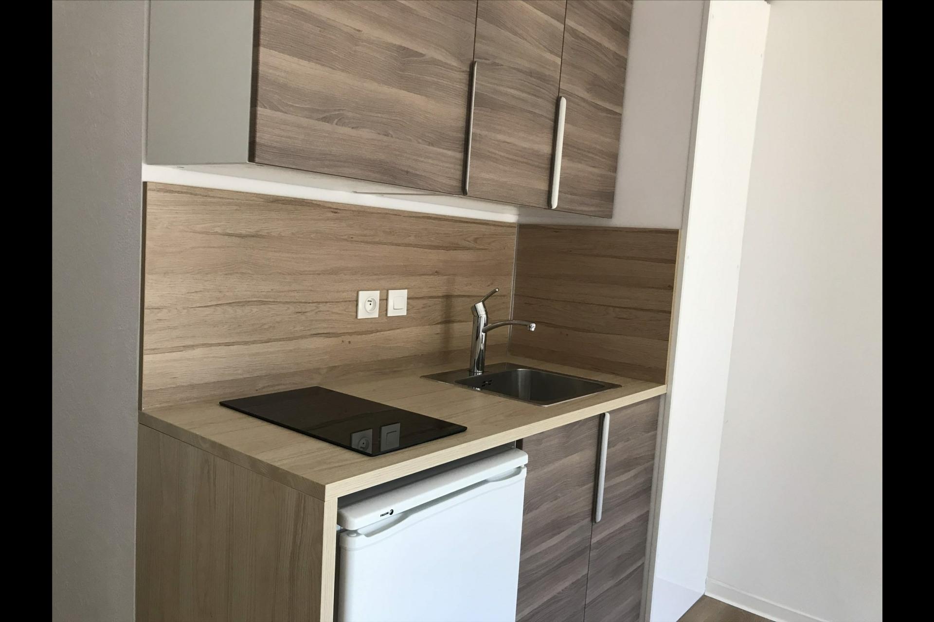 image 3 - Appartement À louer VANDOEUVRE LES NANCY VANDOEUVRE  BRABOIS Plateau de Brabois - 1 pièce