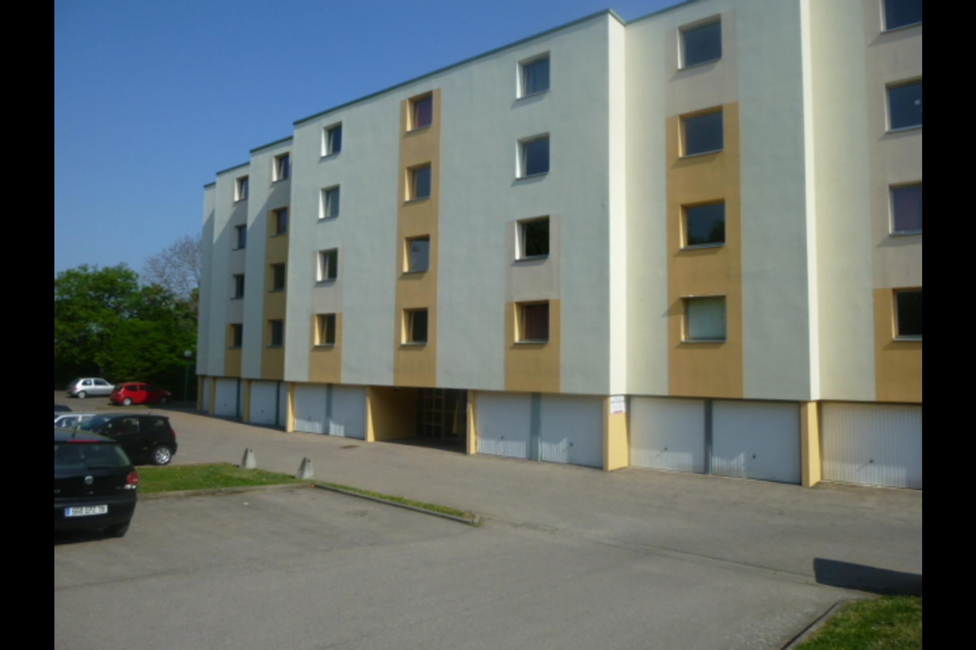 image 7 - Appartement À louer VANDOEUVRE LES NANCY VANDOEUVRE  BRABOIS  - 1 pièce