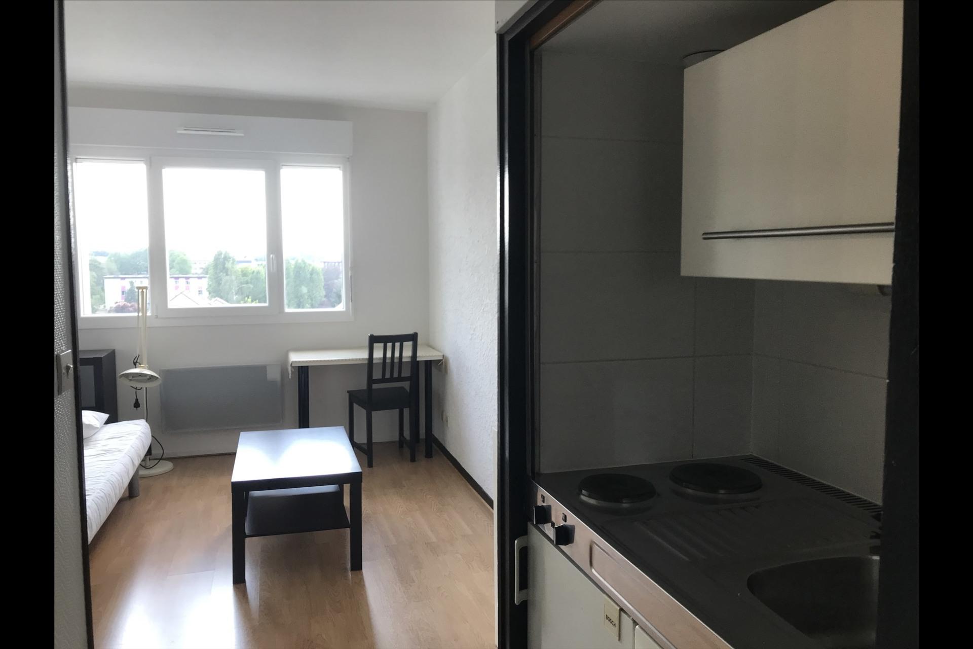 image 7 - Appartement À louer VANDOEUVRE-LES-NANCY VANDOEUVRE  BRABOIS