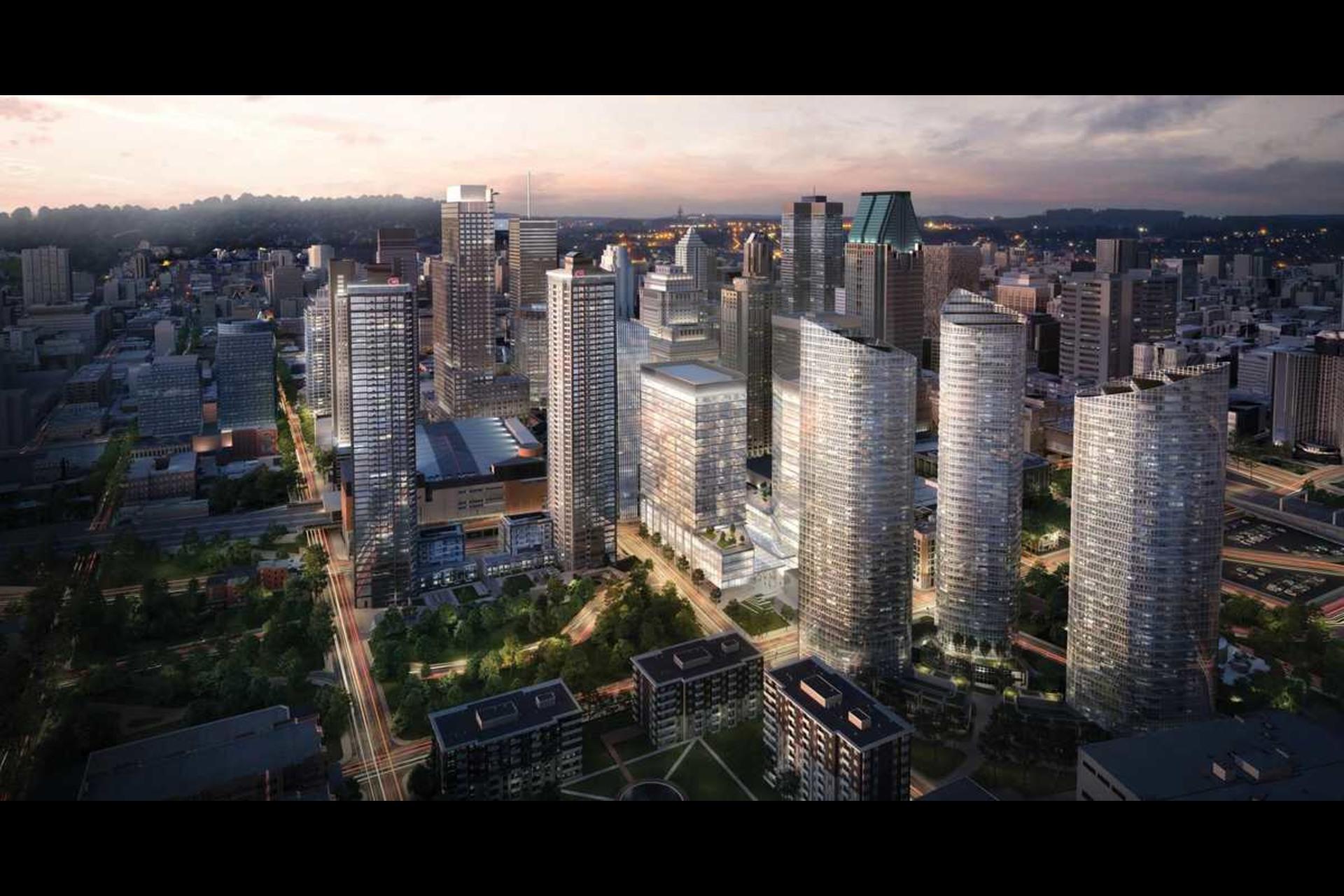 image 1 - Penthouse À vendre Montréal