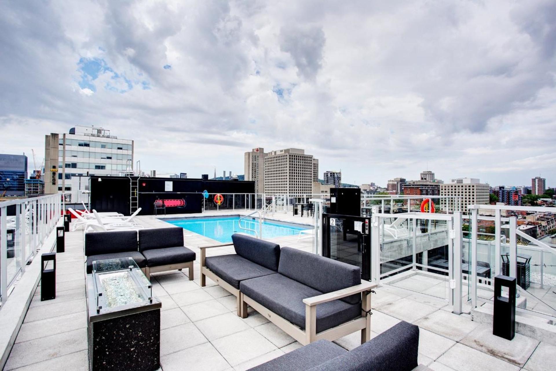 image 27 - Condo For rent Montréal - 4 rooms