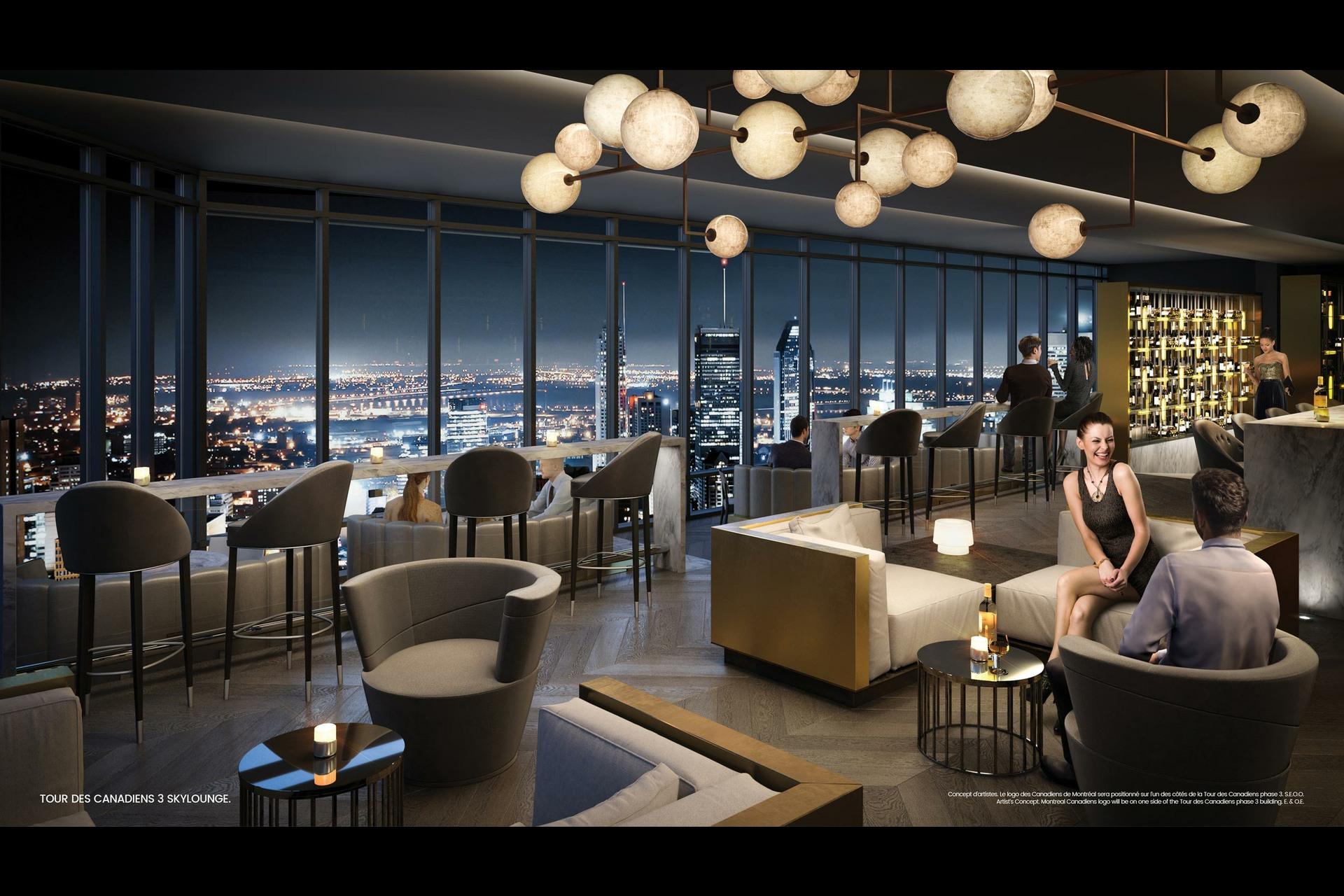 image 3 - Penthouse À vendre Montréal