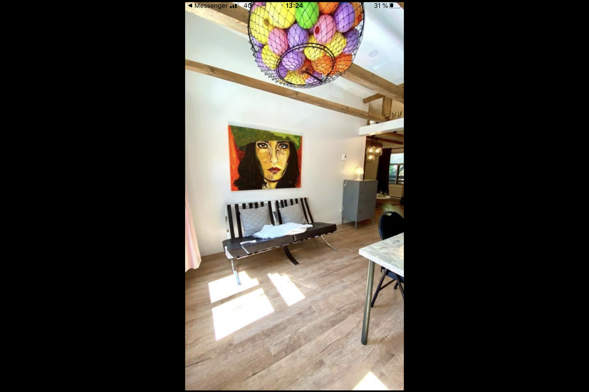 image 3 - Apartment For rent Montréal - 4 rooms