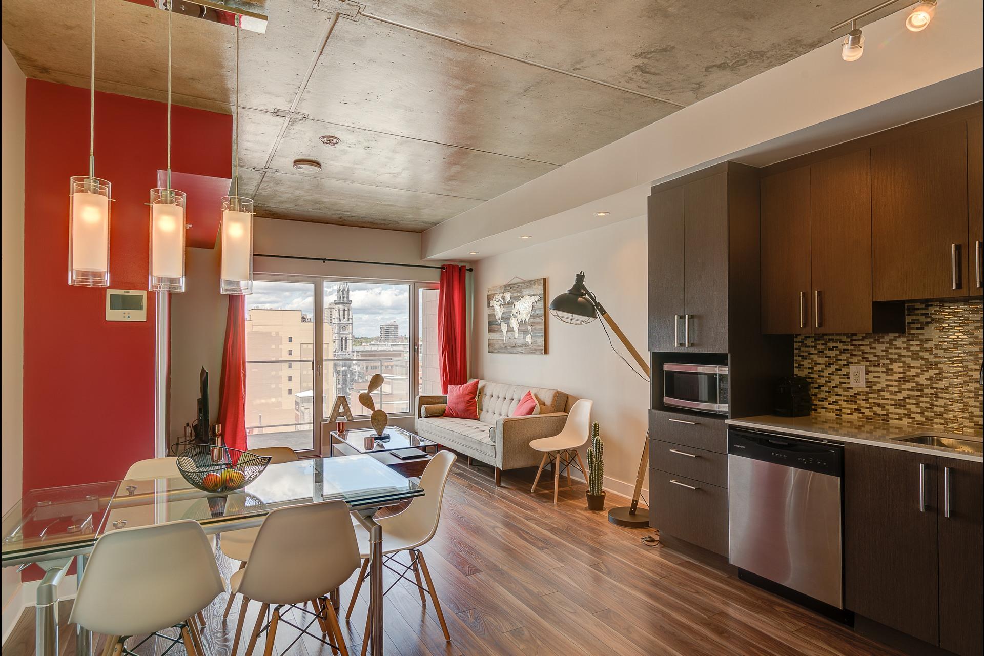 image 3 - Condo For rent Montréal - 3 rooms