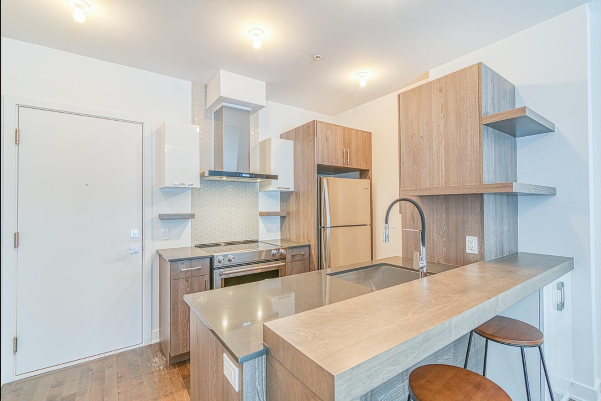 image 4 - MX - Condominio vertical - MX Para alquiler Montréal - 3 habitaciones