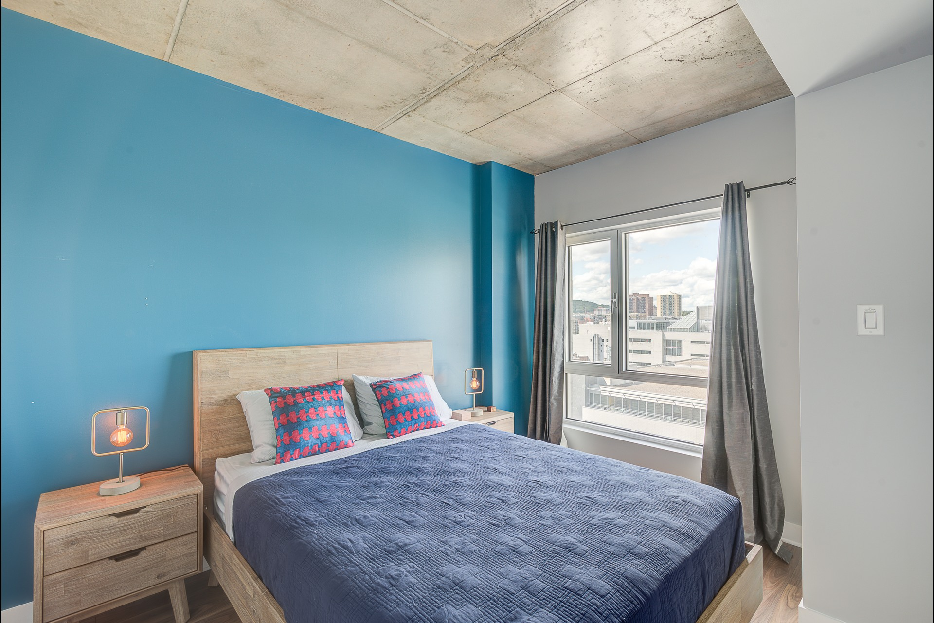 image 12 - MX - Condominio vertical - MX Para alquiler Montréal - 3 habitaciones