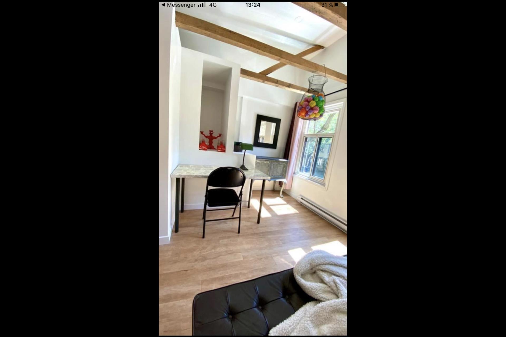 image 6 - Apartment For rent Montréal - 4 rooms