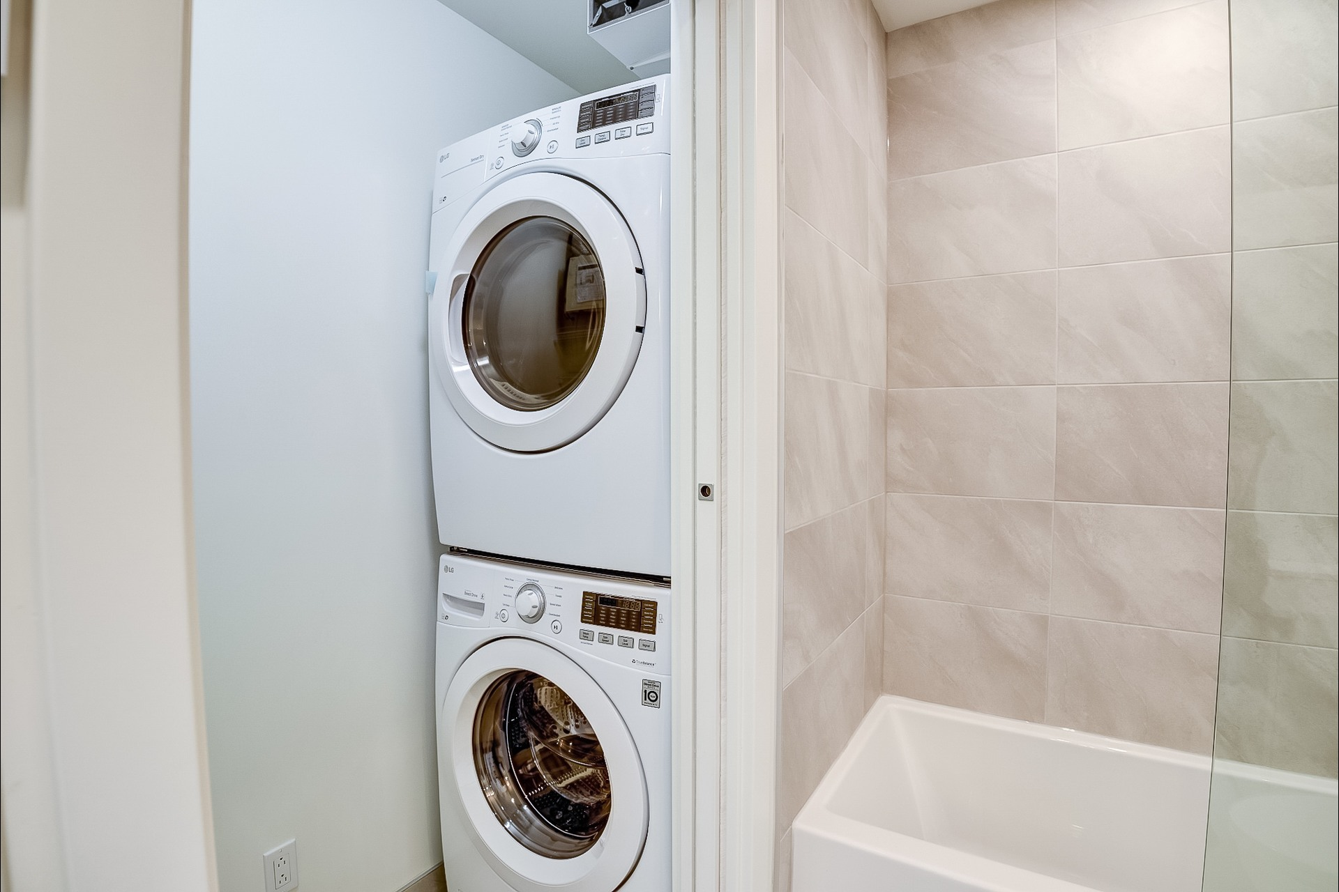 image 7 - MX - Condominio vertical - MX Para alquiler Montréal - 4 habitaciones