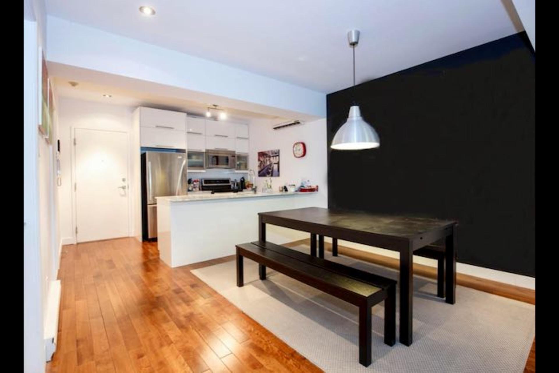 image 1 - Loft For rent Montréal - 3 rooms