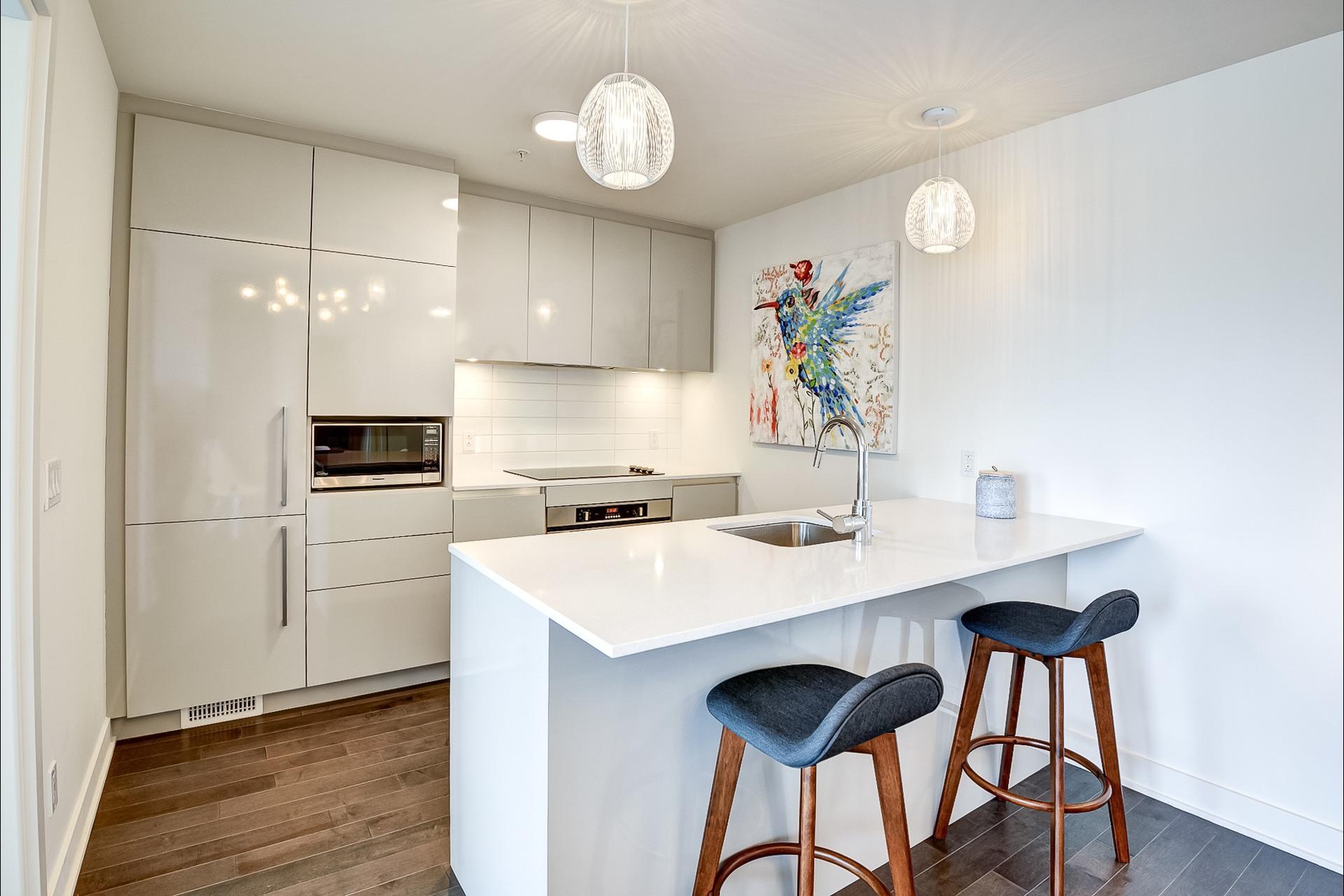 image 4 - MX - Condominio vertical - MX Para alquiler Montréal - 4 habitaciones