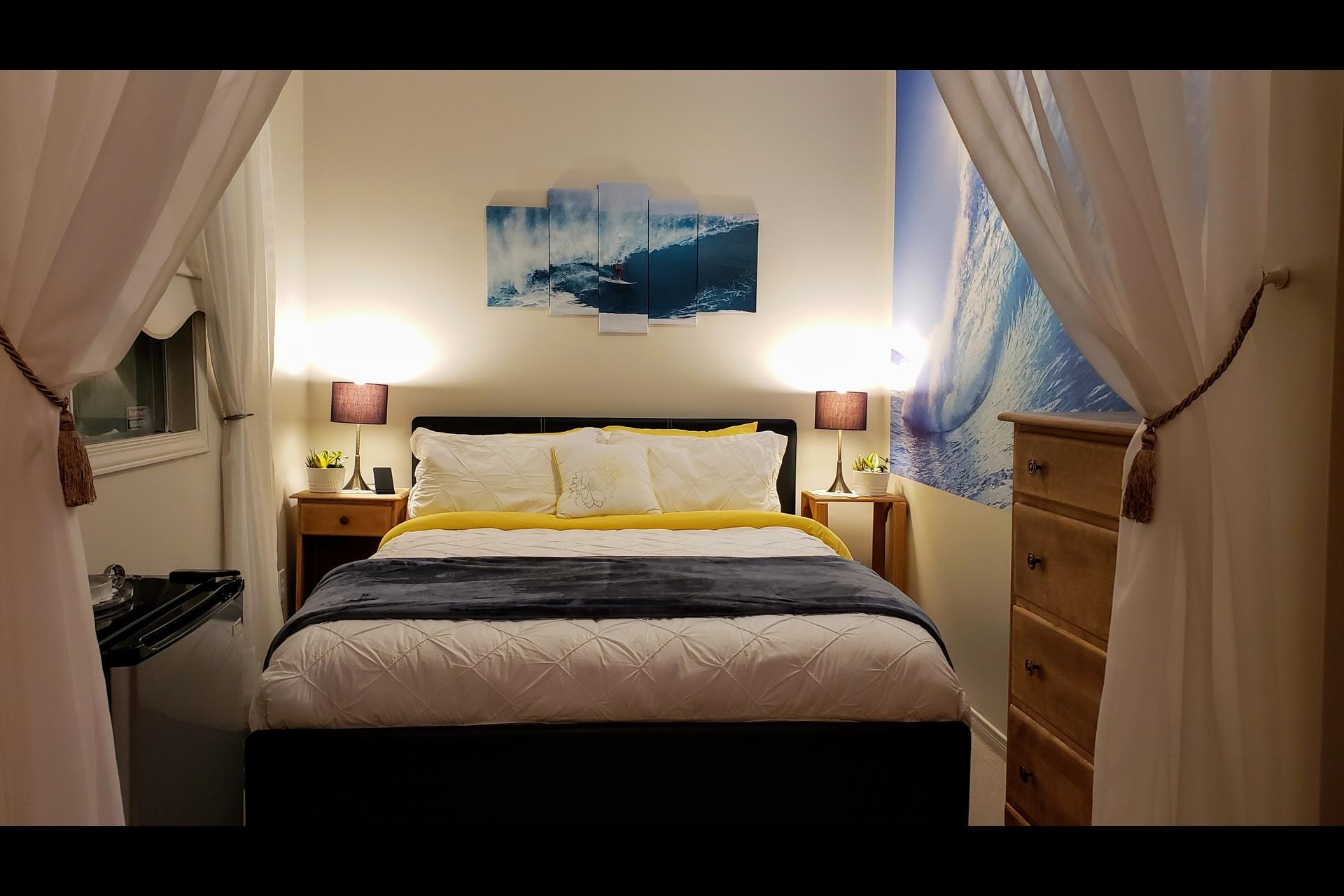 image 2 - Waterfront Short rental Gatineau District des Riverains - 1 room