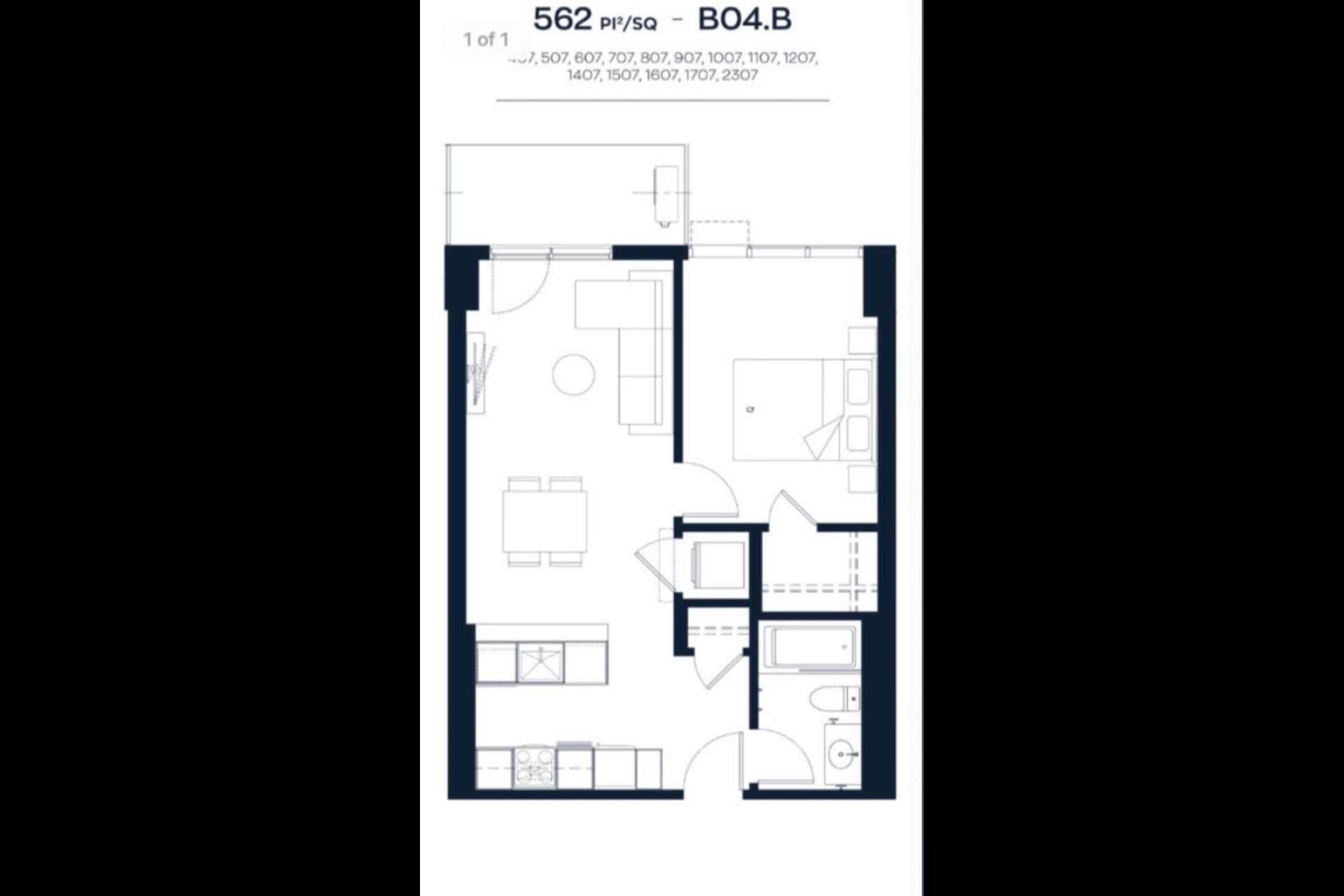 image 5 - 公寓 出租 Montréal - 5 室