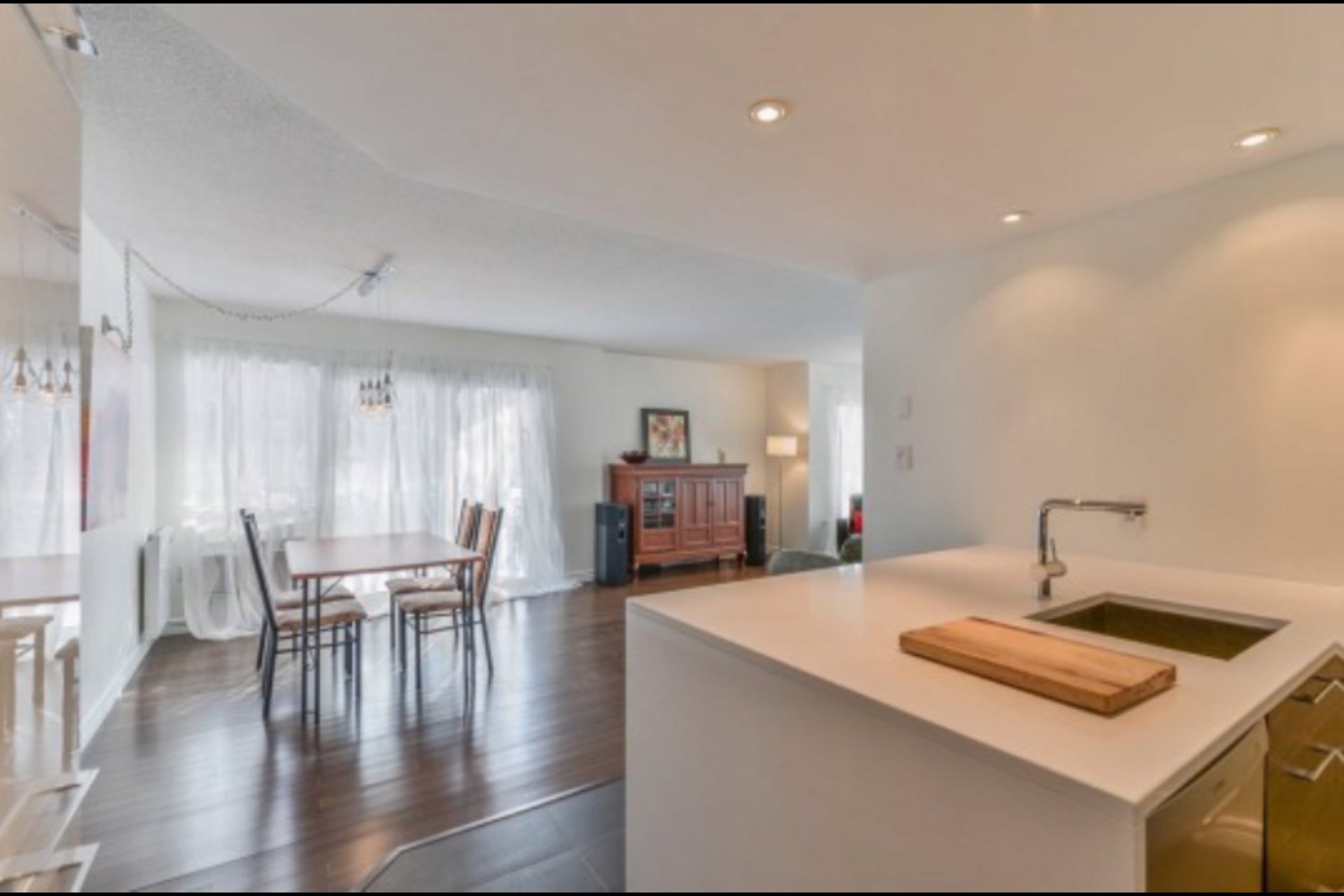 Condo For rent Montréal - 4 rooms