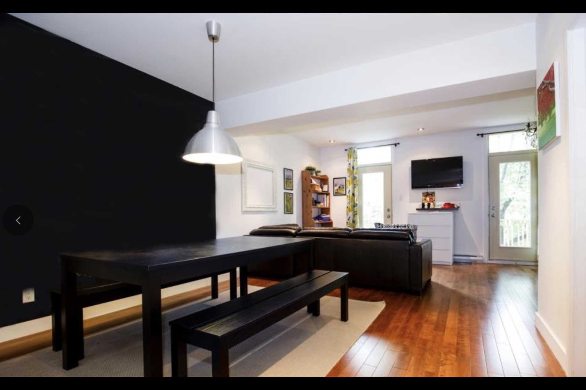 image 2 - Loft For rent Montréal - 3 rooms