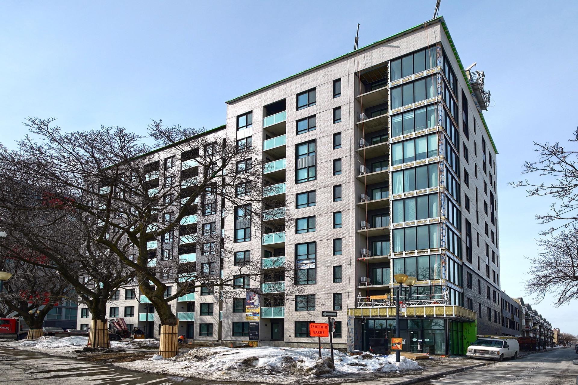 image 9 - Condo For rent Montréal - 4 rooms