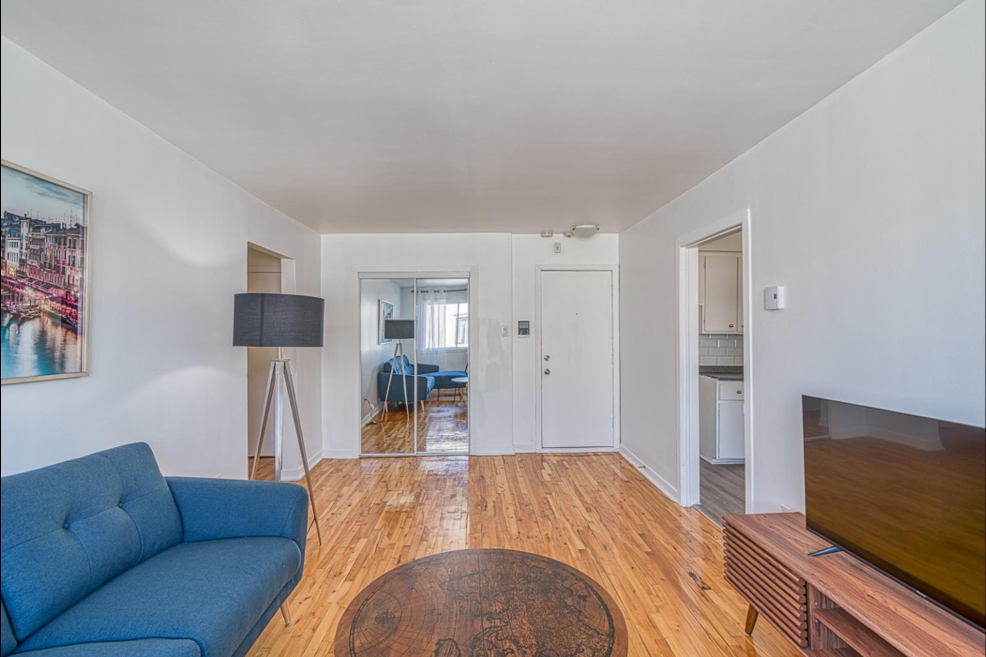 image 2 - Departamento Para alquiler Montréal - 3 habitaciones