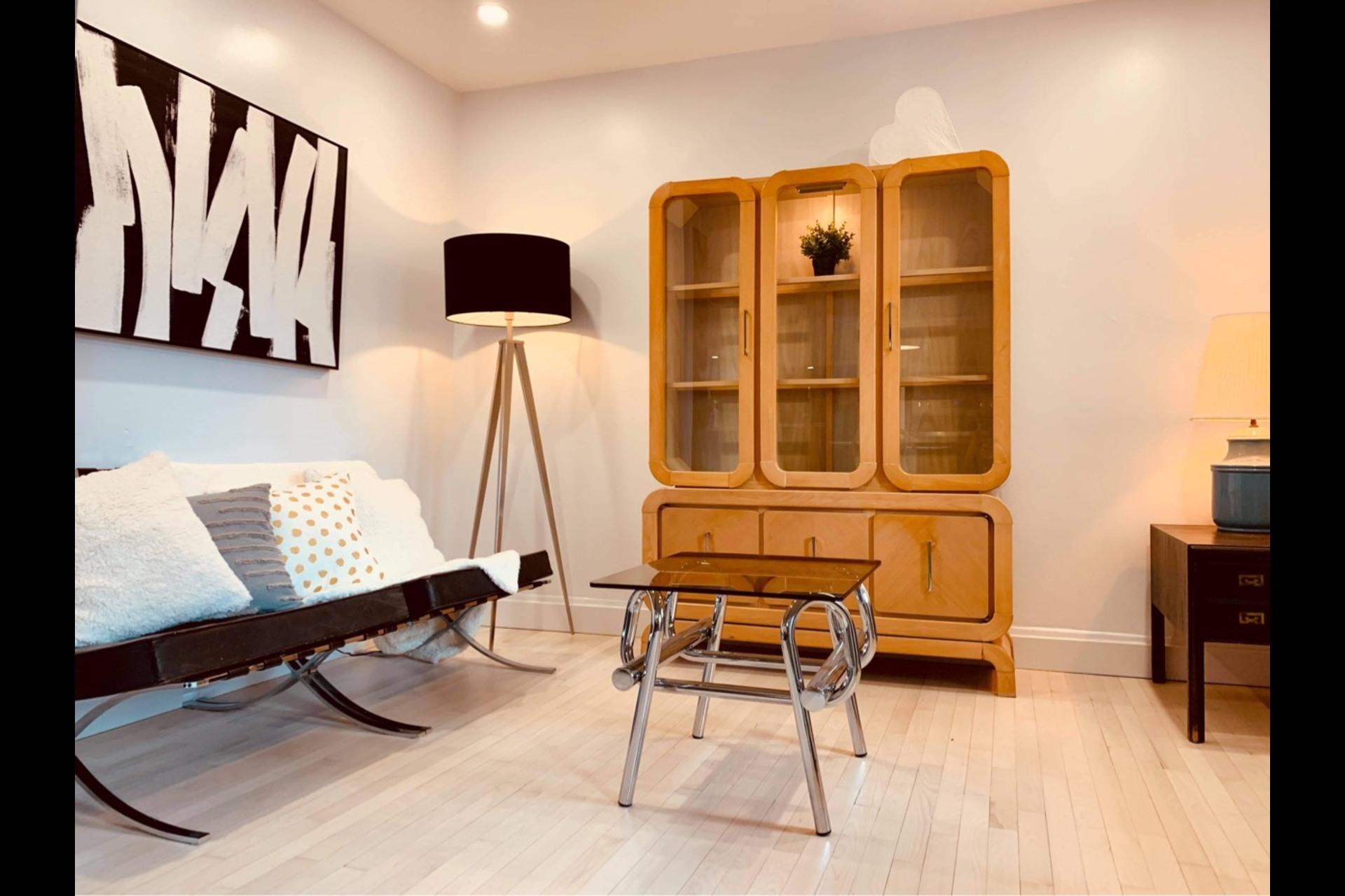 image 3 - Apartment For rent Montréal - 3 rooms